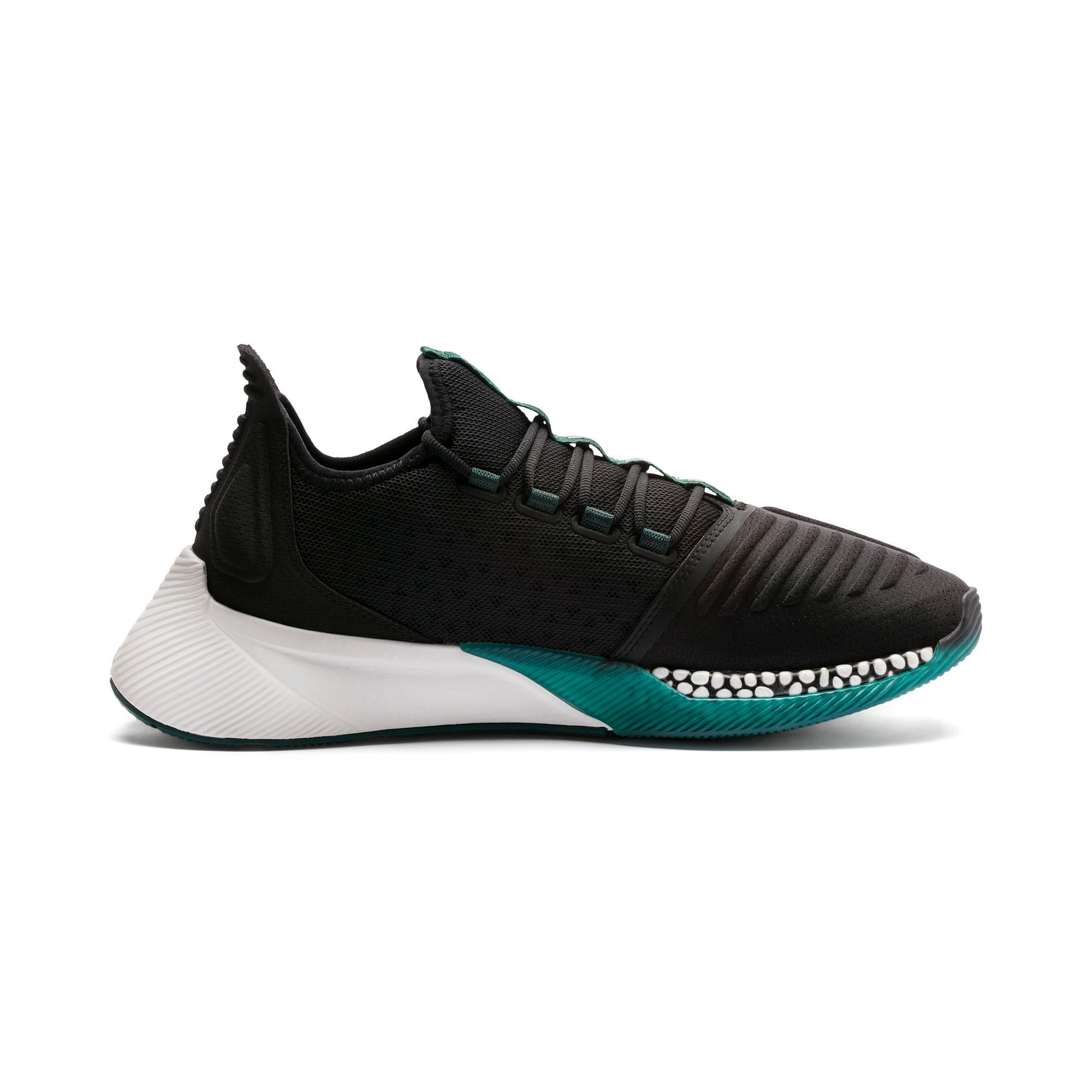 Thumbnail 6 of Chaussure de course Xcelerator, Black-Glacier Gray-Ponderosa, medium