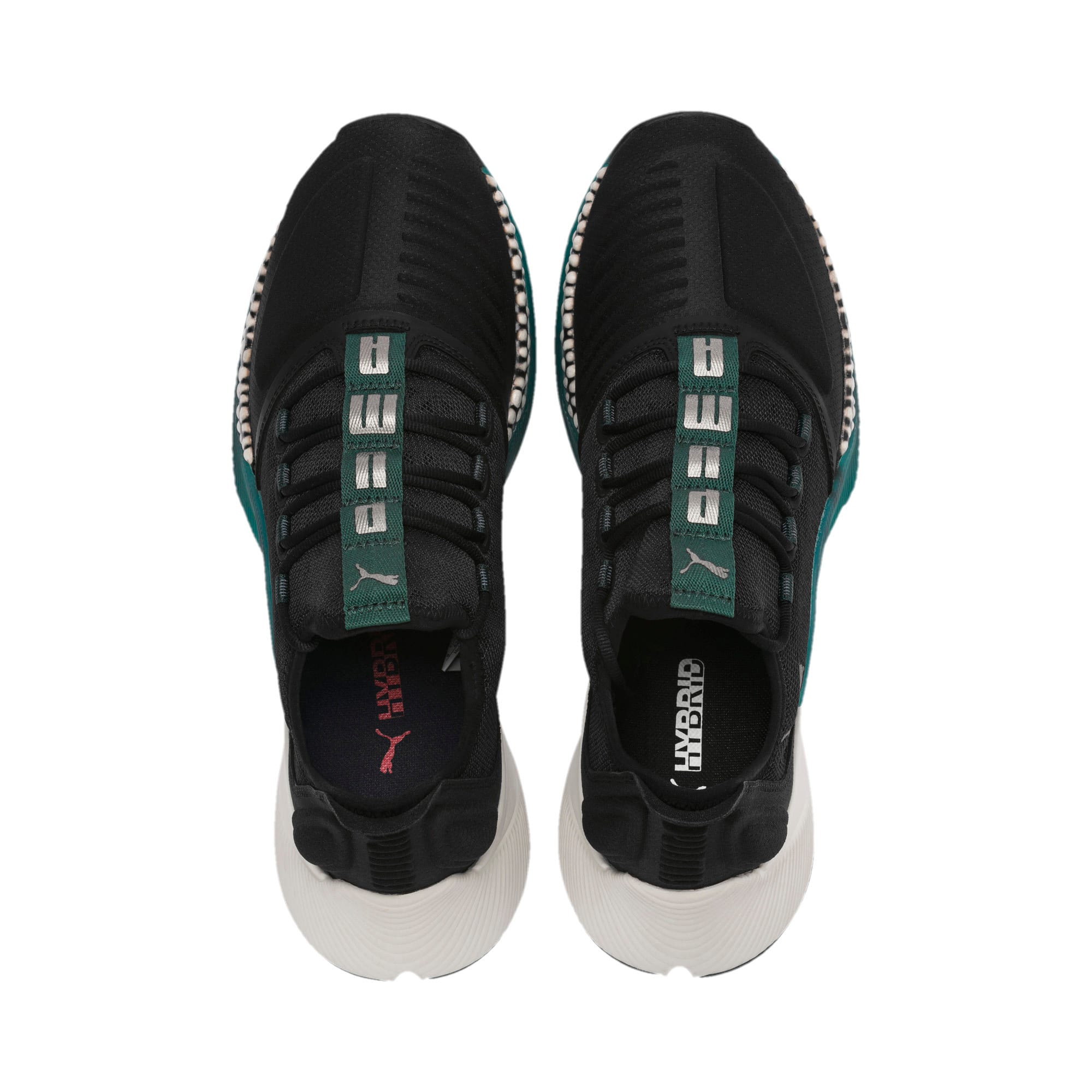Thumbnail 7 of Chaussure de course Xcelerator, Black-Glacier Gray-Ponderosa, medium