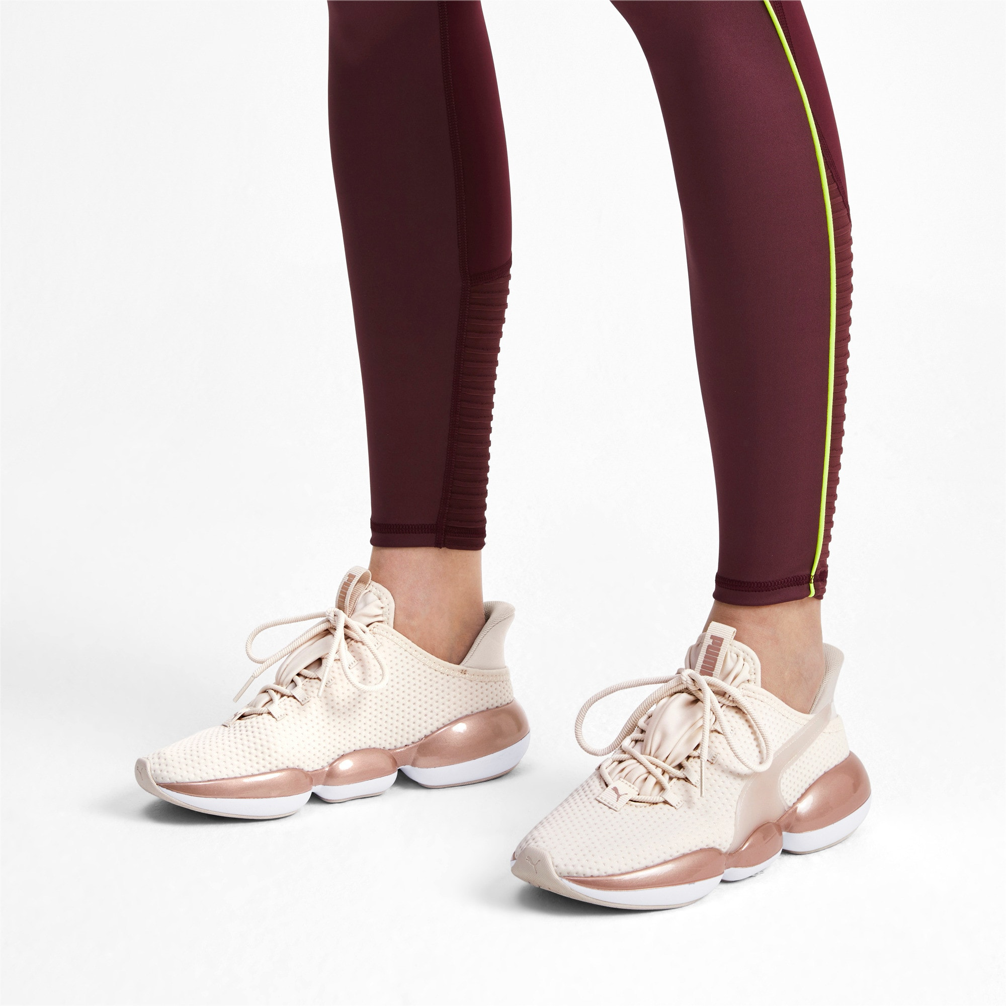 Thumbnail 2 of Mode XT Women's Training Trainers, Pastel Parchment-Rose Gold, medium