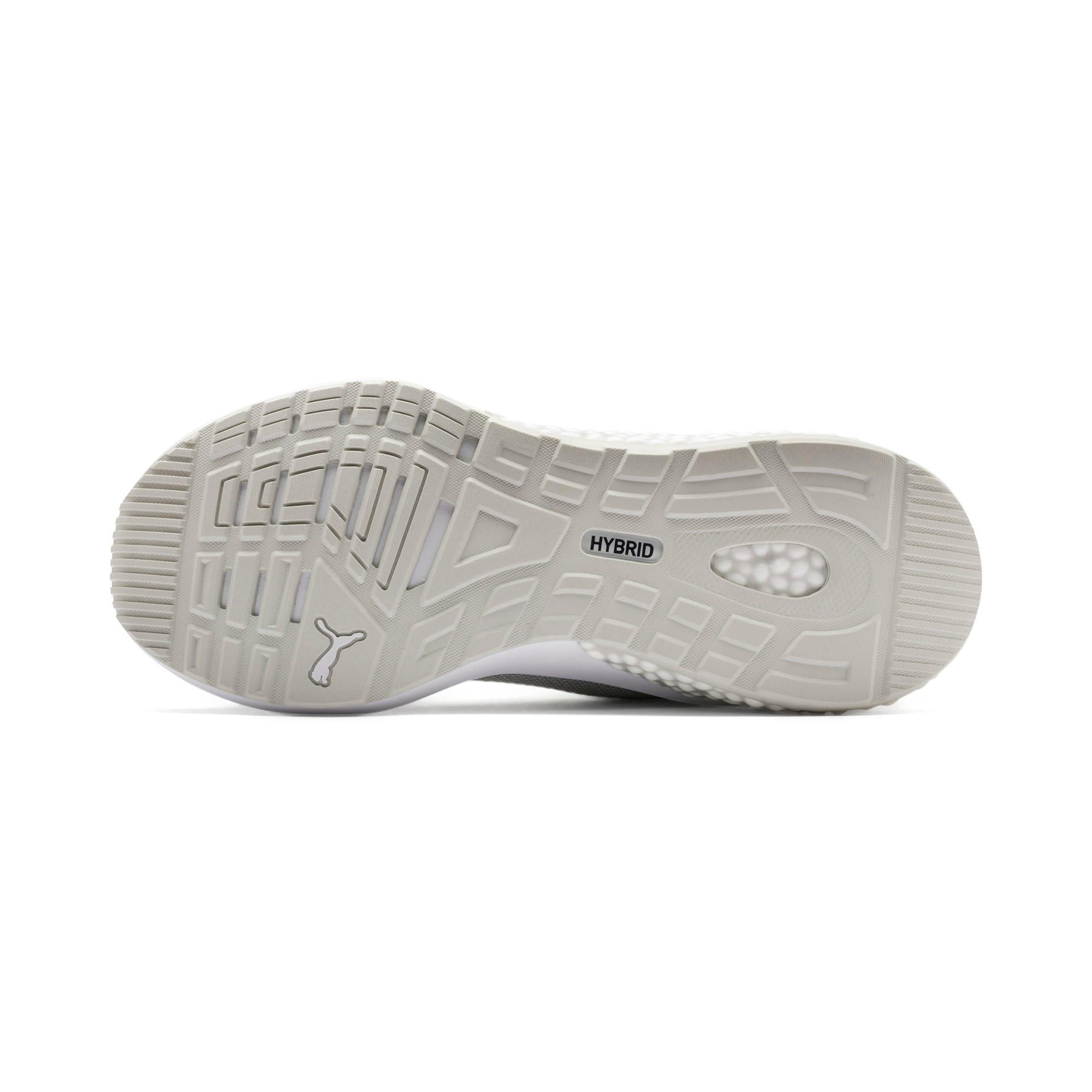 Thumbnail 5 of HYBRID NX Women's Running Shoes, Puma White-Pink Alert, medium