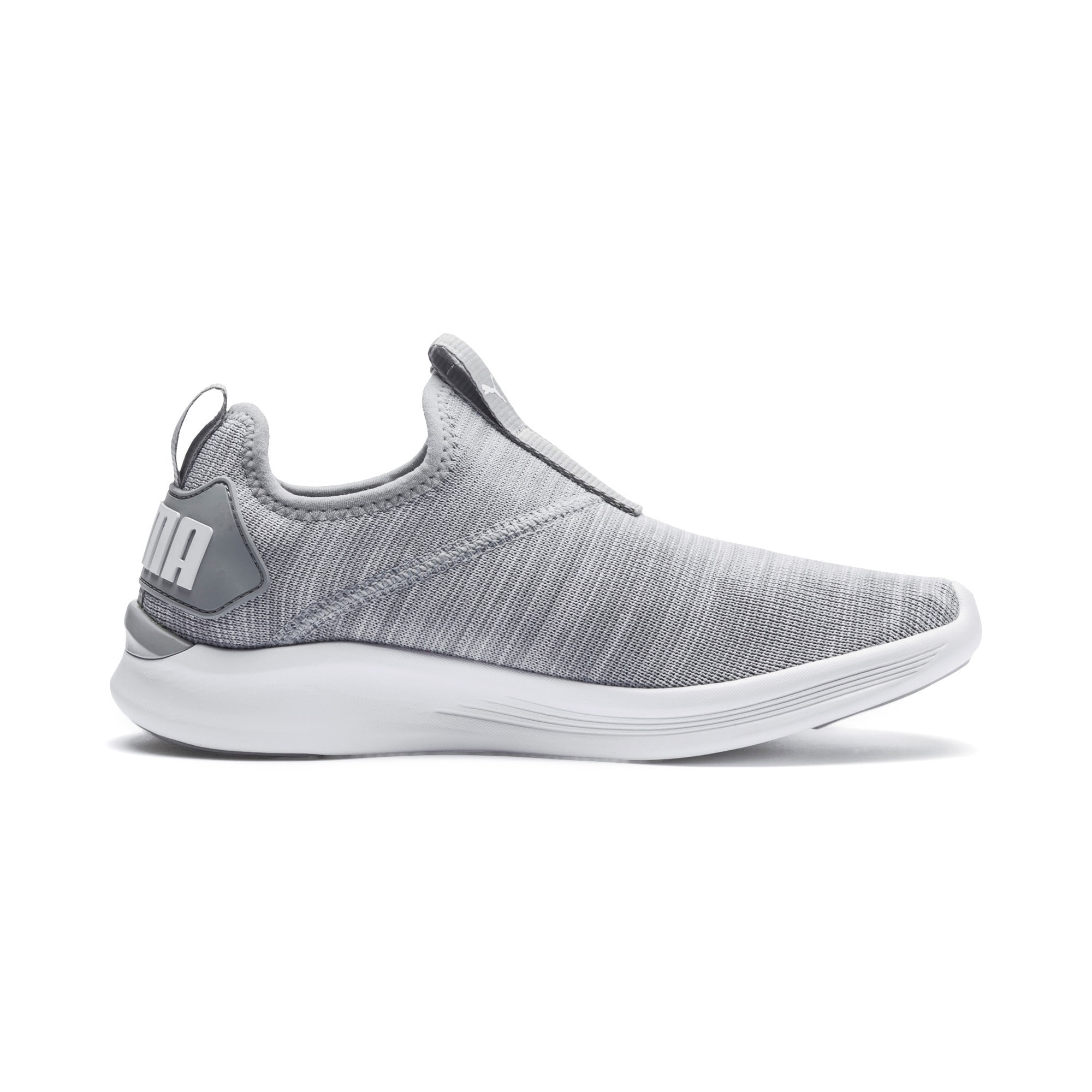 Thumbnail 5 of IGNITE Flash Summer Slip Women's Training Shoes, Quarry-Puma White, medium