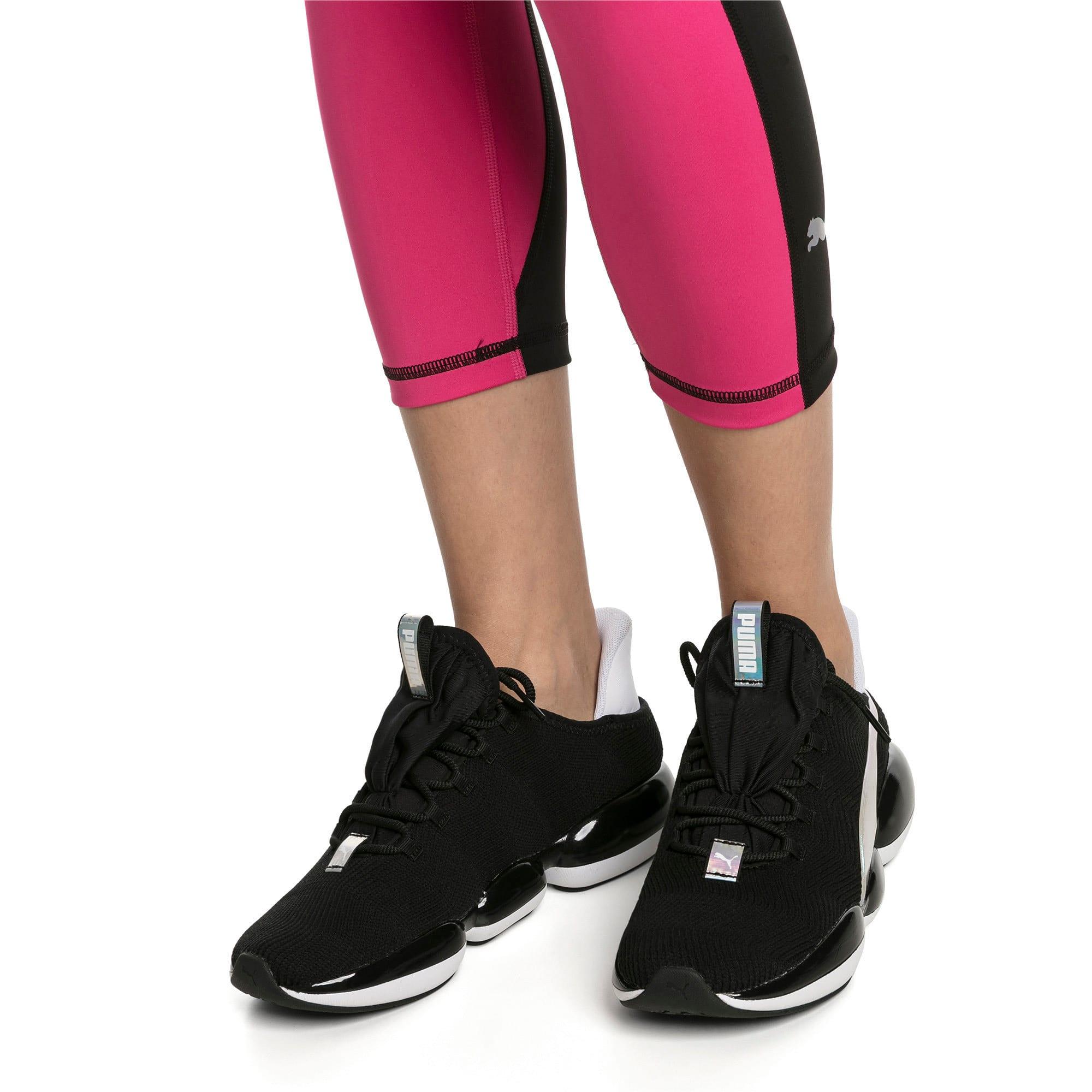 Thumbnail 2 van Mode XT Trailblazer iriserende sneakers voor dames, Puma Black-Puma White, medium