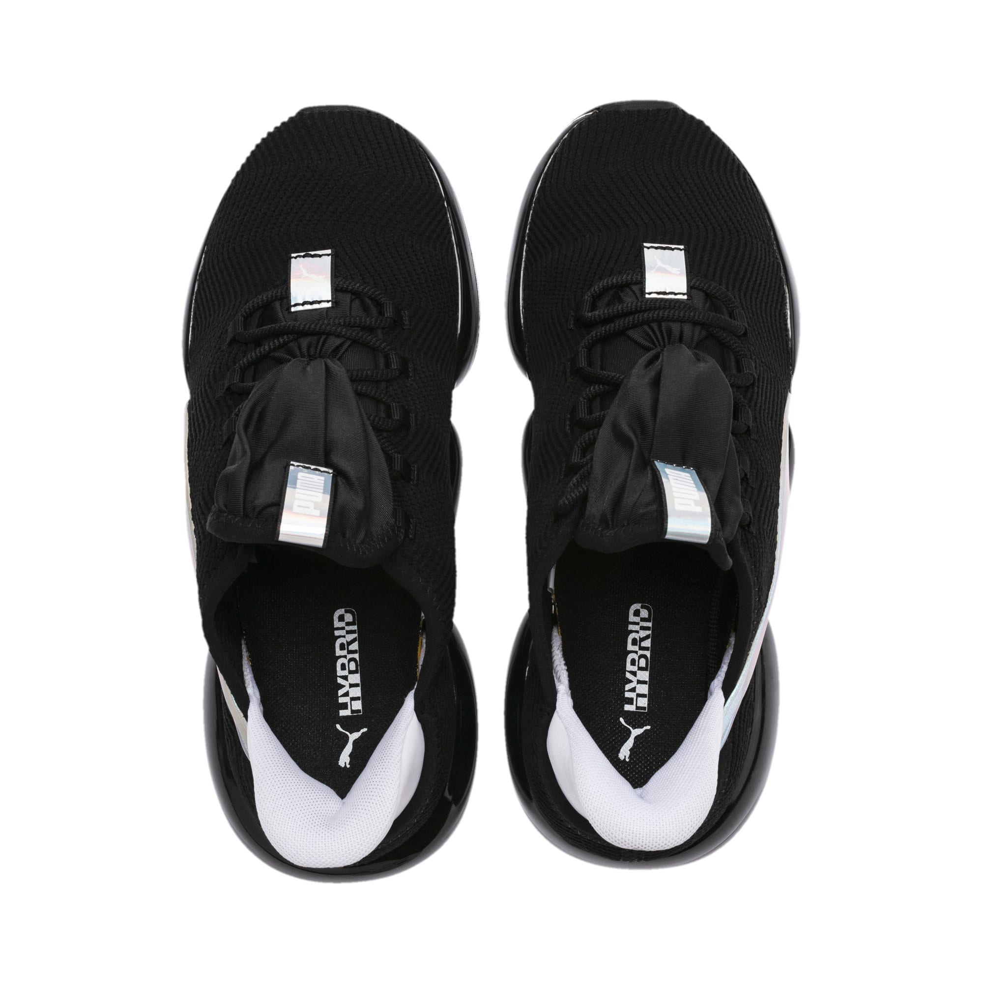Thumbnail 7 van Mode XT Trailblazer iriserende sneakers voor dames, Puma Black-Puma White, medium