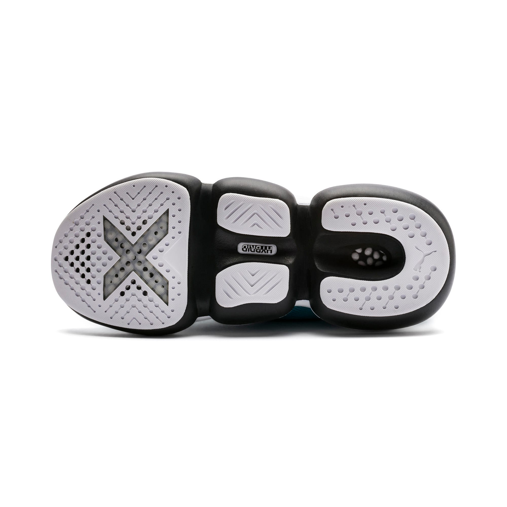 Imagen en miniatura 5 de Zapatillas de mujer Mode XT Iridescent Trailblazer, Caribbean Sea-Puma White, mediana