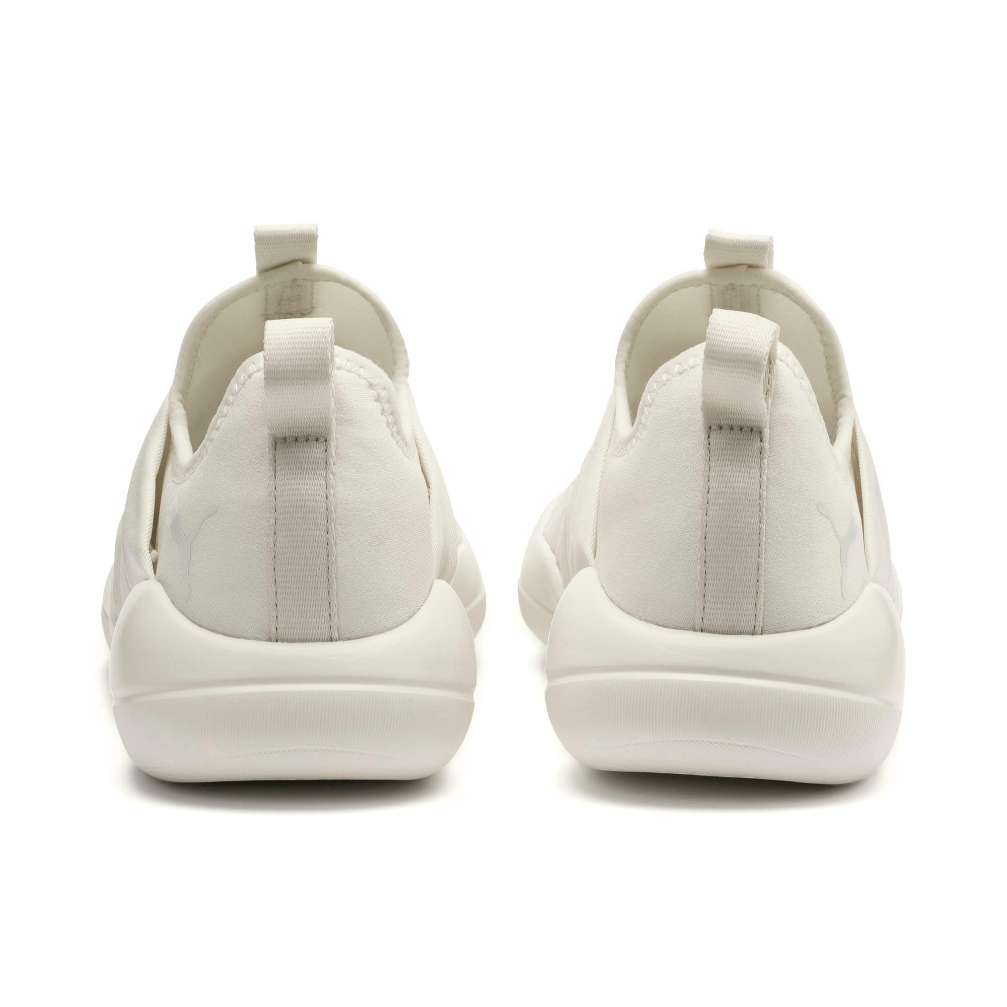 Thumbnail 4 of Flourish Women's Training Shoes, Whisper White-Puma White, medium
