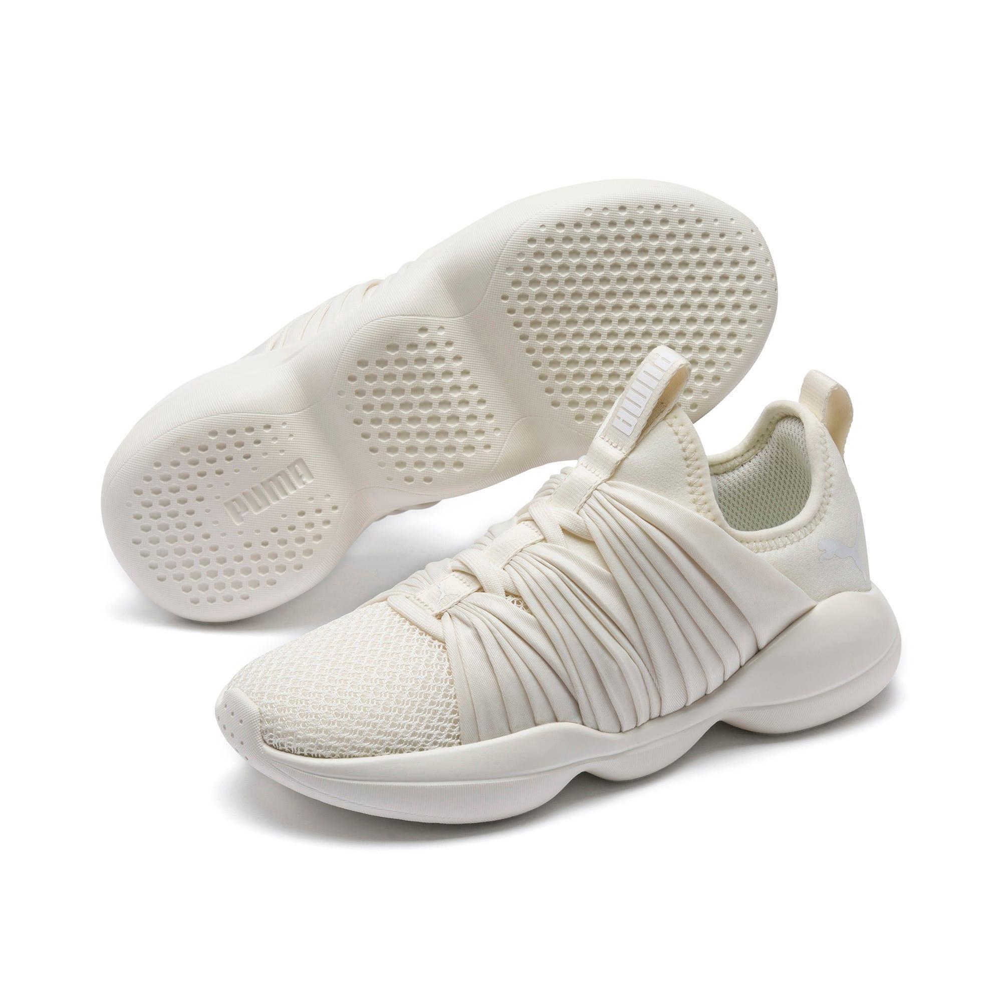 Thumbnail 2 of Flourish Women's Training Shoes, Whisper White-Puma White, medium