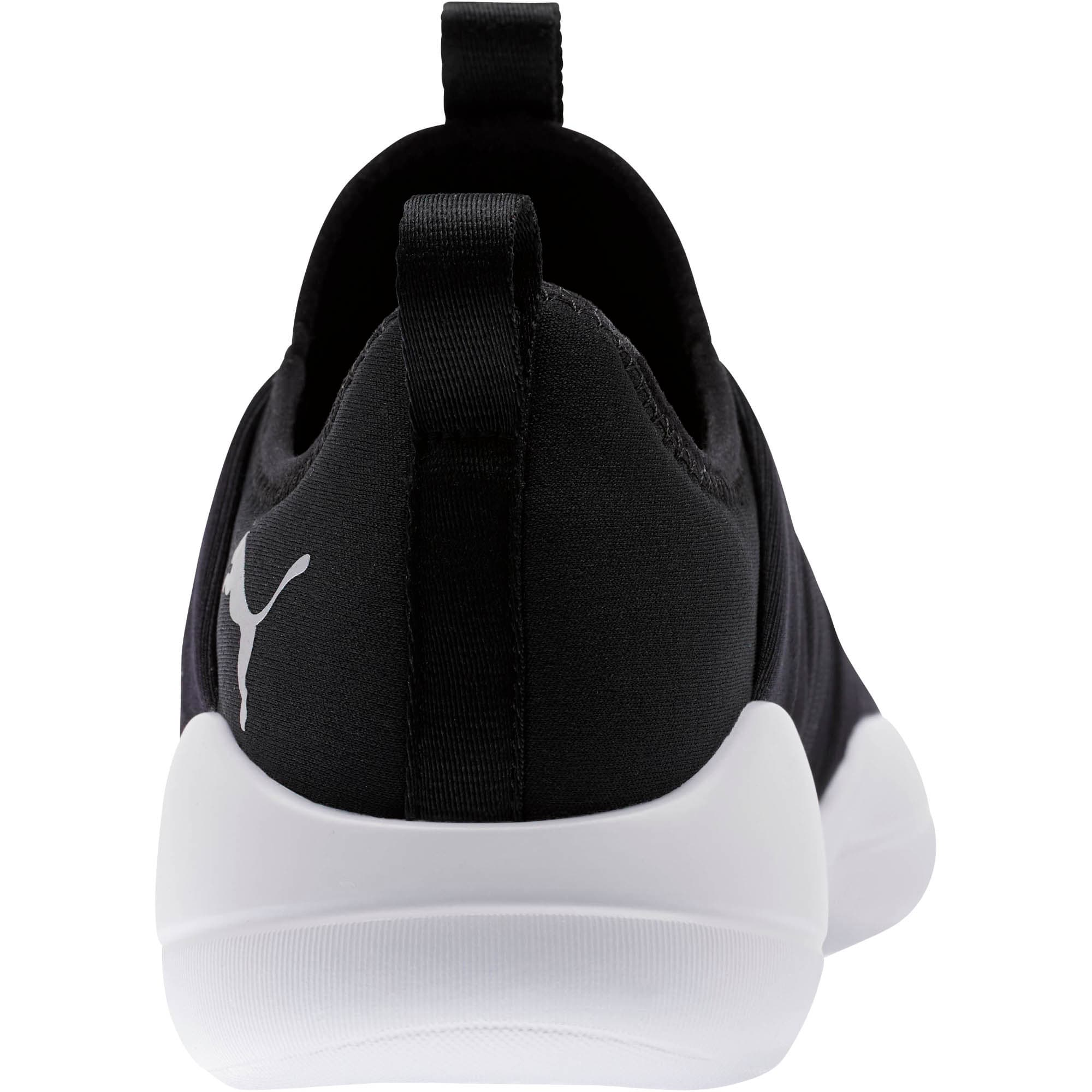 Thumbnail 3 of Flourish Stellar Women's Training Shoes, Puma Black-Puma White, medium