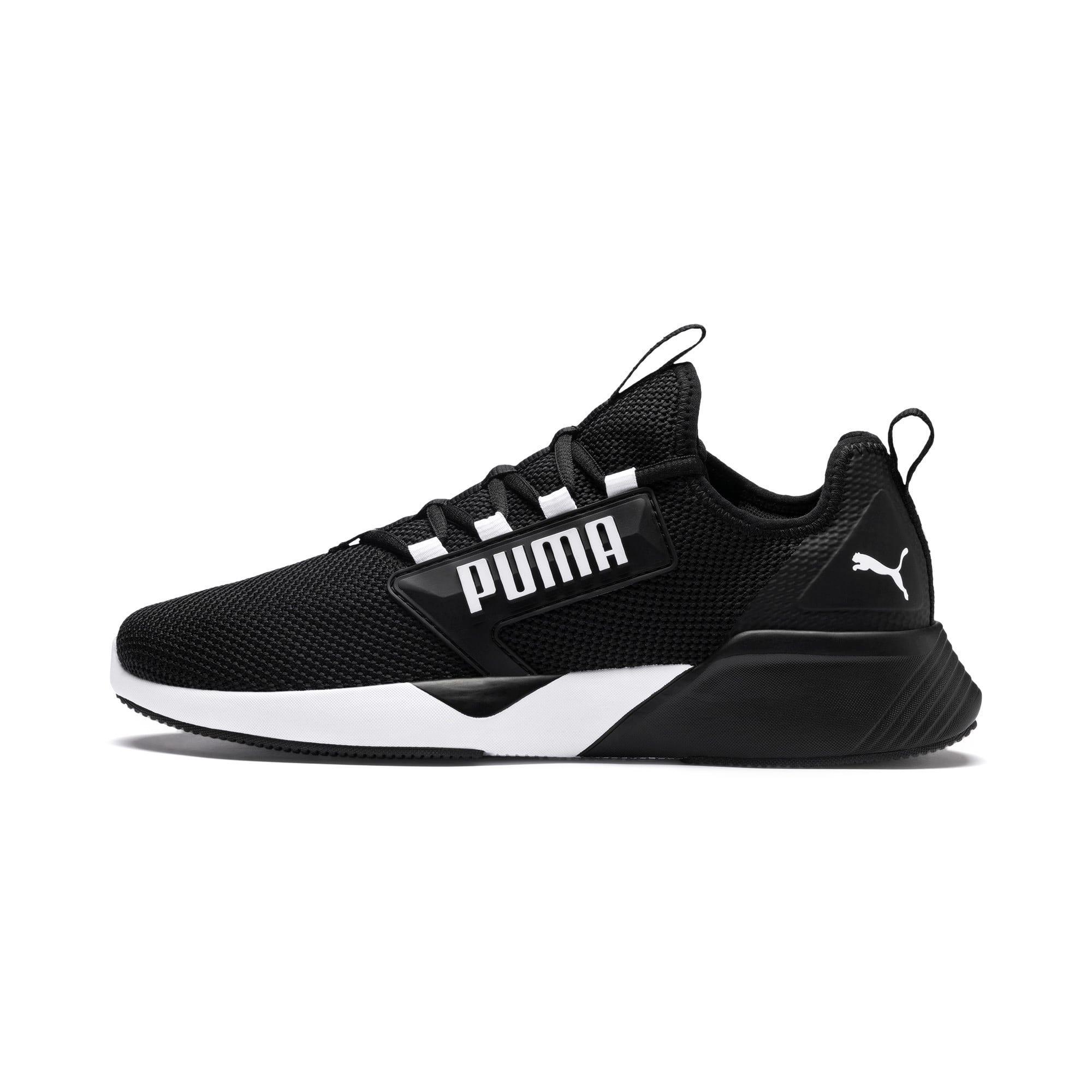 Thumbnail 1 of Retaliate Men's Training Shoes, Puma Black-Puma White, medium