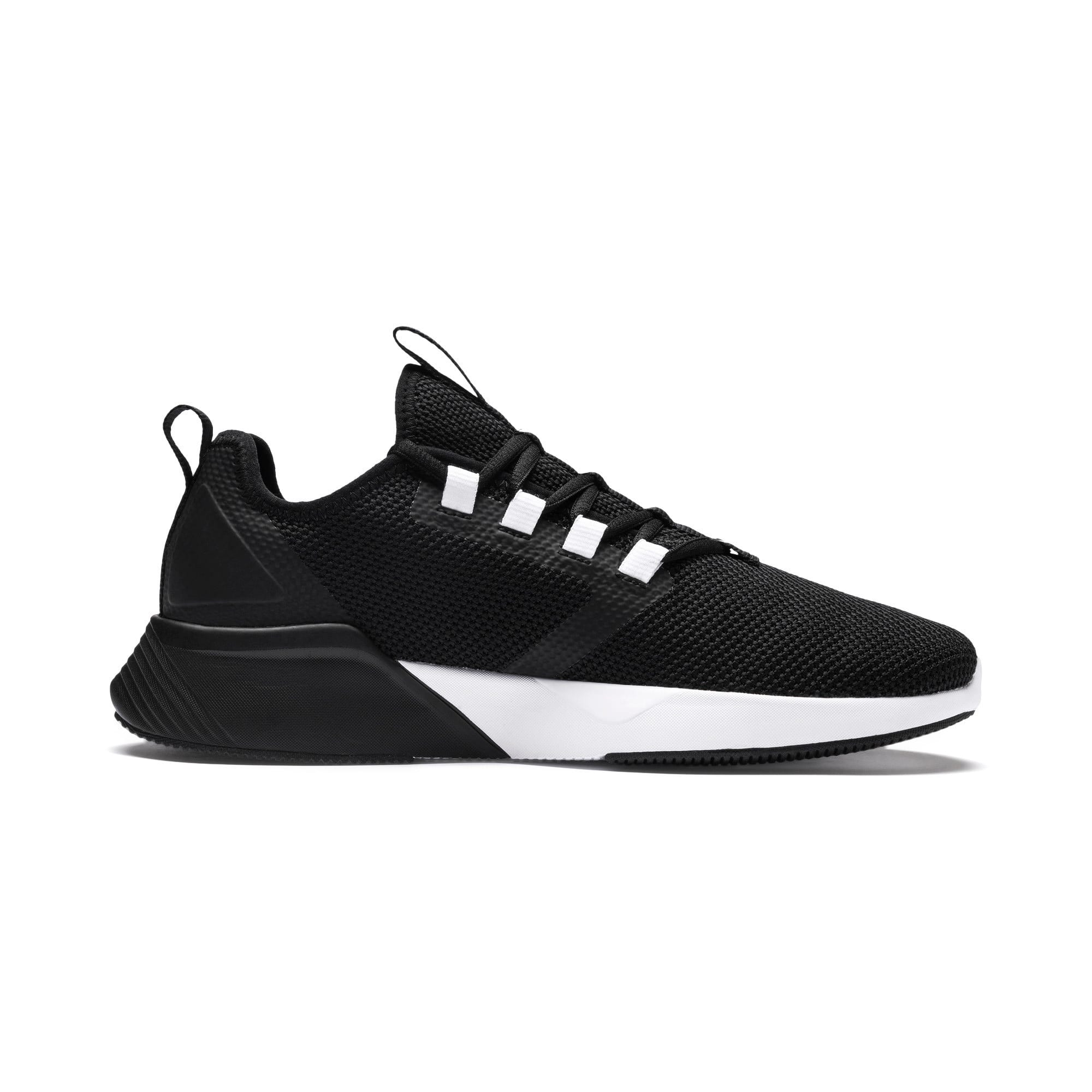 Thumbnail 5 of Retaliate Men's Training Shoes, Puma Black-Puma White, medium