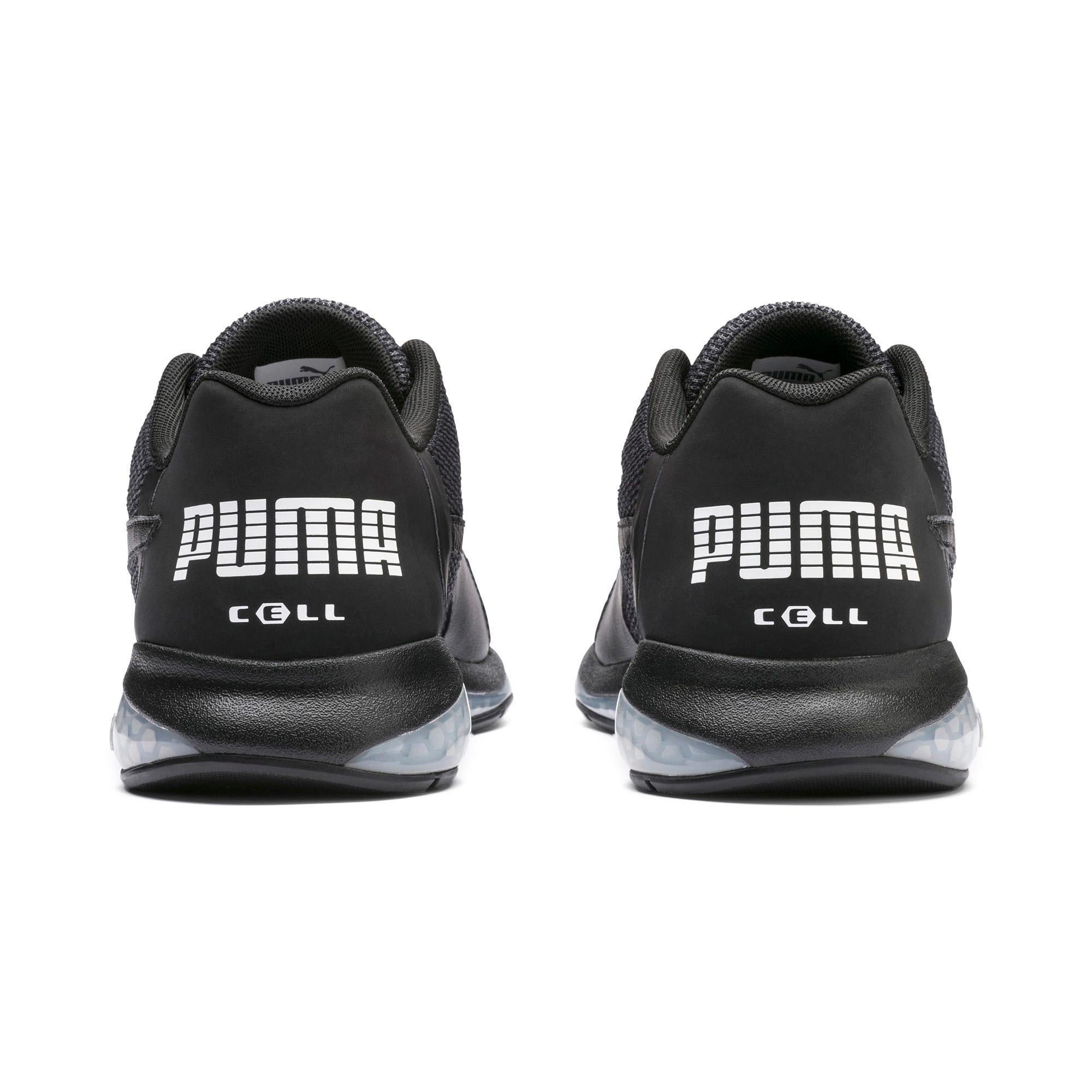 Thumbnail 3 of Cell Ultimate Point Knitted Herren Laufschuhe, Puma Black-Puma White, medium
