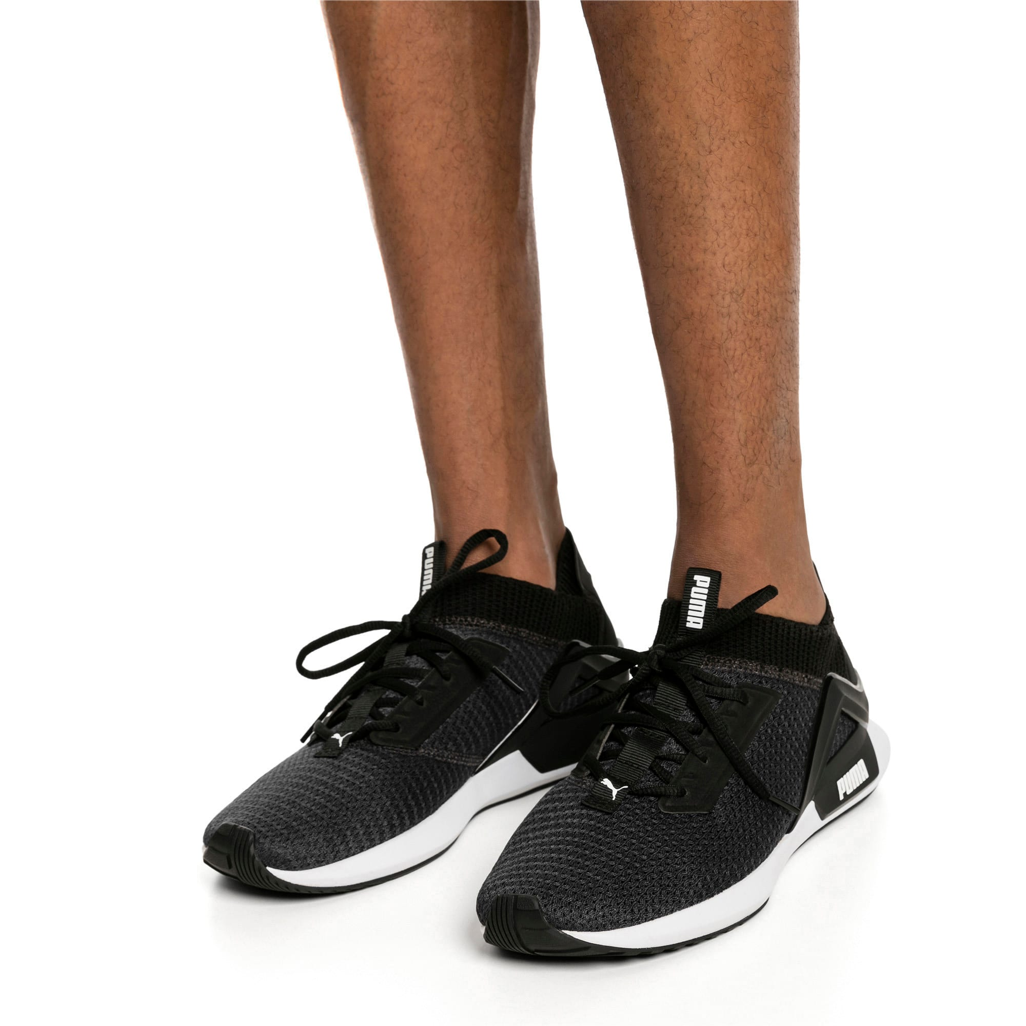 Thumbnail 7 of Rogue Men's Running Shoes, Puma Black, medium