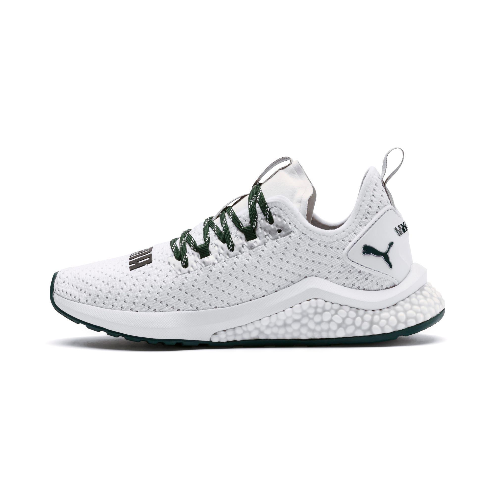 Thumbnail 1 of HYBRID NX Trailblazer Women's Running Shoes, Puma White-Ponderosa Pine, medium