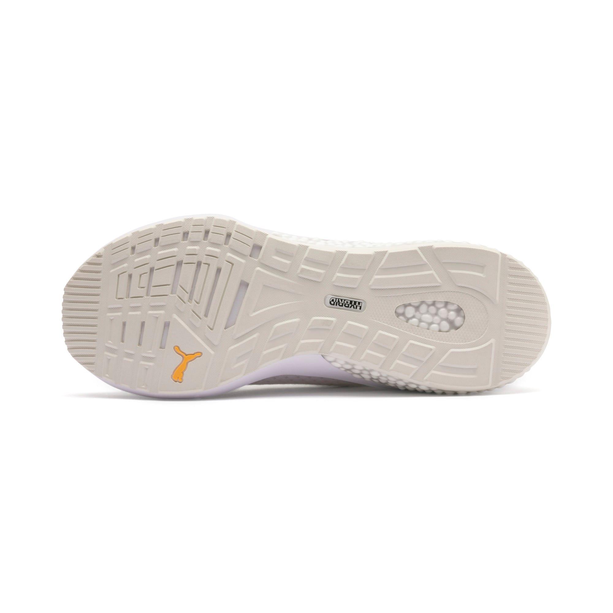 Thumbnail 5 of HYBRID NX Daylight Men's Running Shoes, White-Orange Pop-FizzyYellow, medium