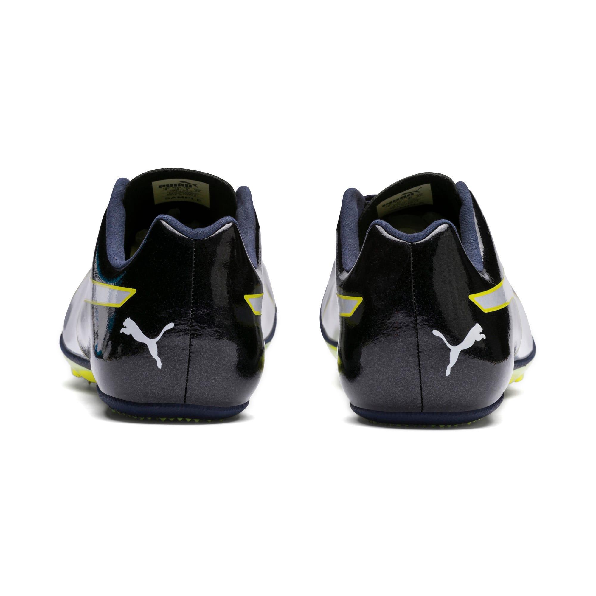 Thumbnail 3 of evoSPEED Sprint 9 Running Shoes, Black-Blazing Yellow-White, medium-IND