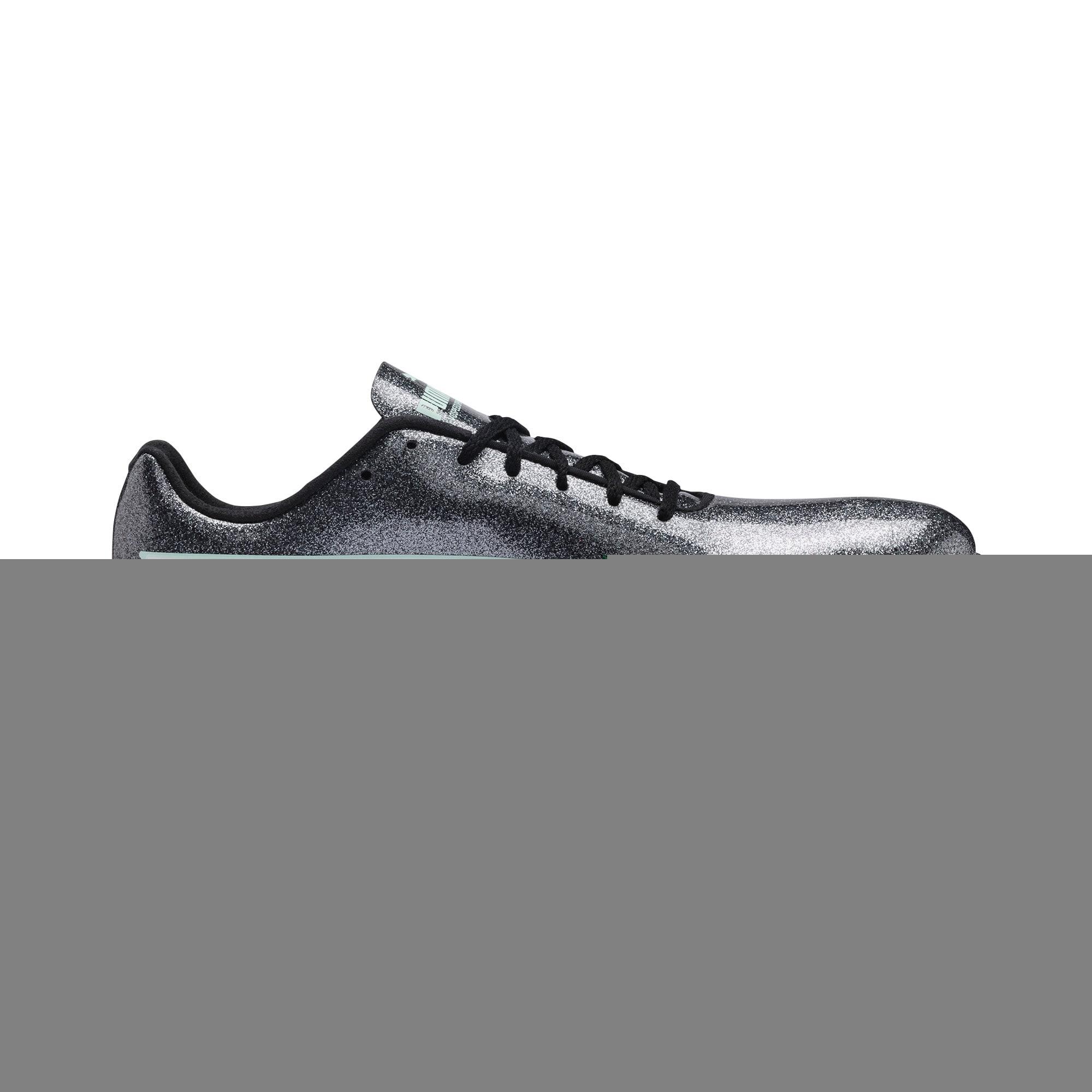 Thumbnail 5 of evoSPEED Sprint 9 Women's Track Spikes, Steel Gray-Fair Aqua-White, medium