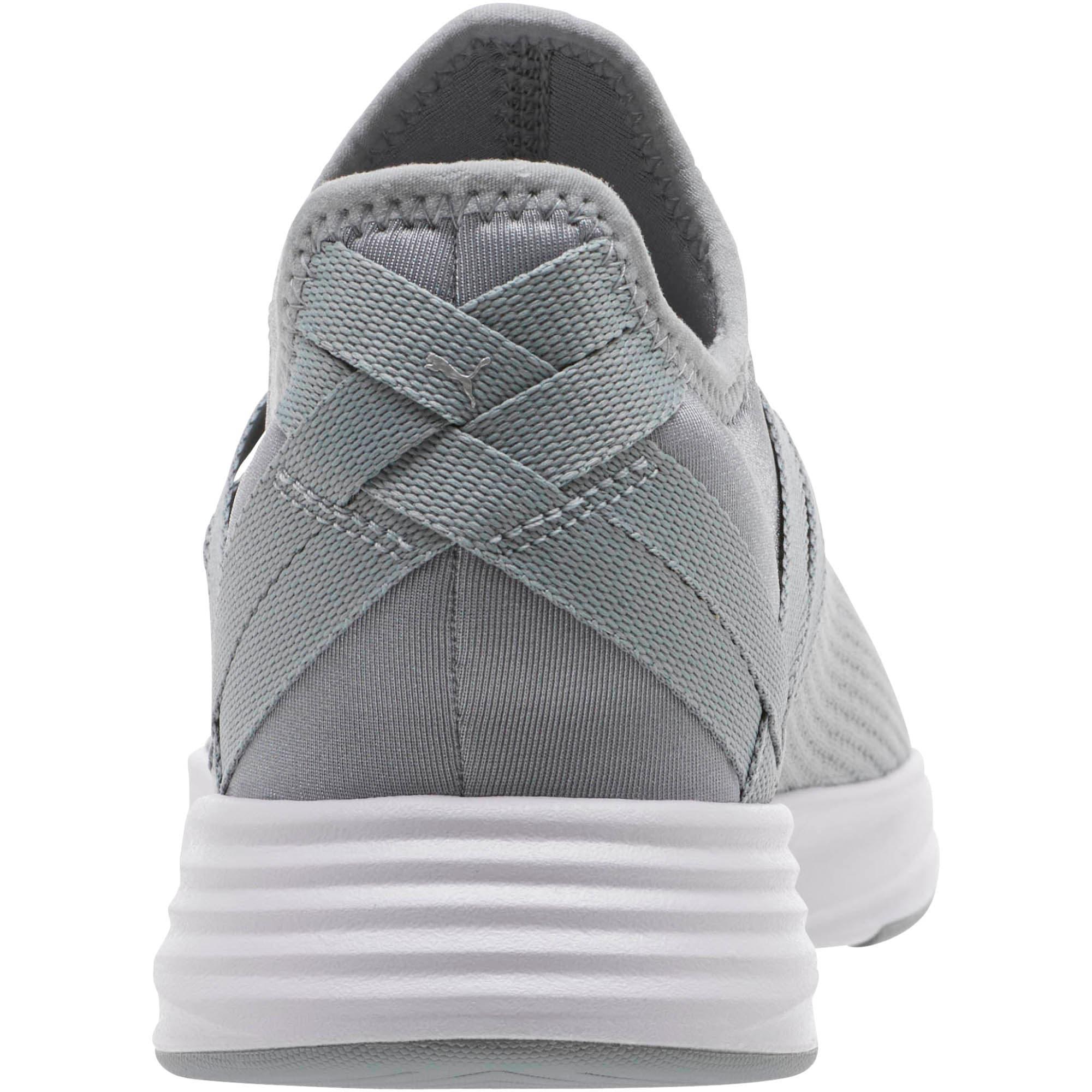 Thumbnail 4 of Radiate XT Slip-On Women's Sneakers, Quarry-Puma Silver, medium