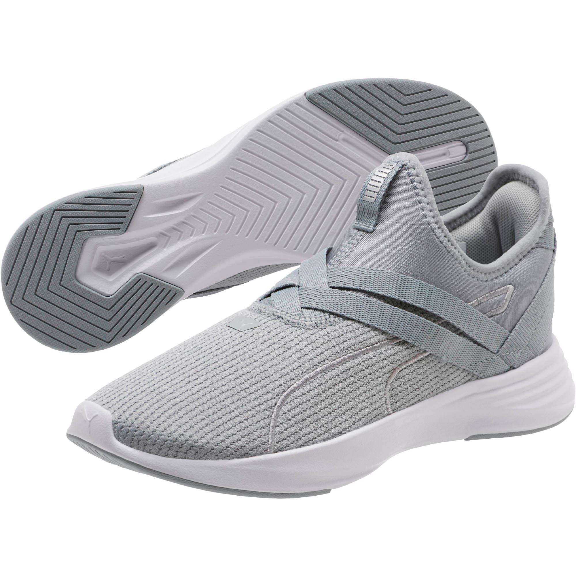 Thumbnail 2 of Radiate XT Slip-On Women's Sneakers, Quarry-Puma Silver, medium