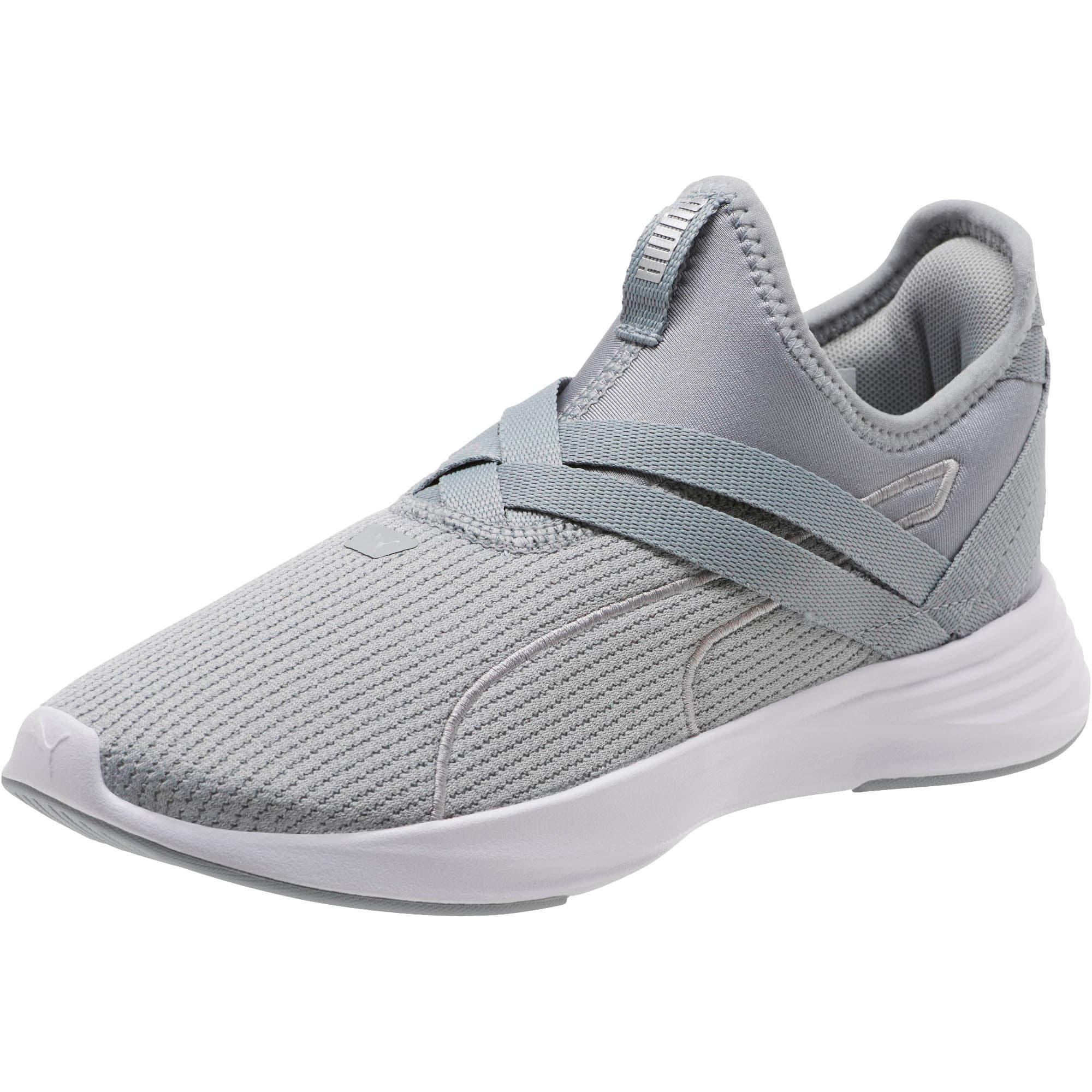 Thumbnail 1 of Radiate XT Slip-On Women's Sneakers, Quarry-Puma Silver, medium