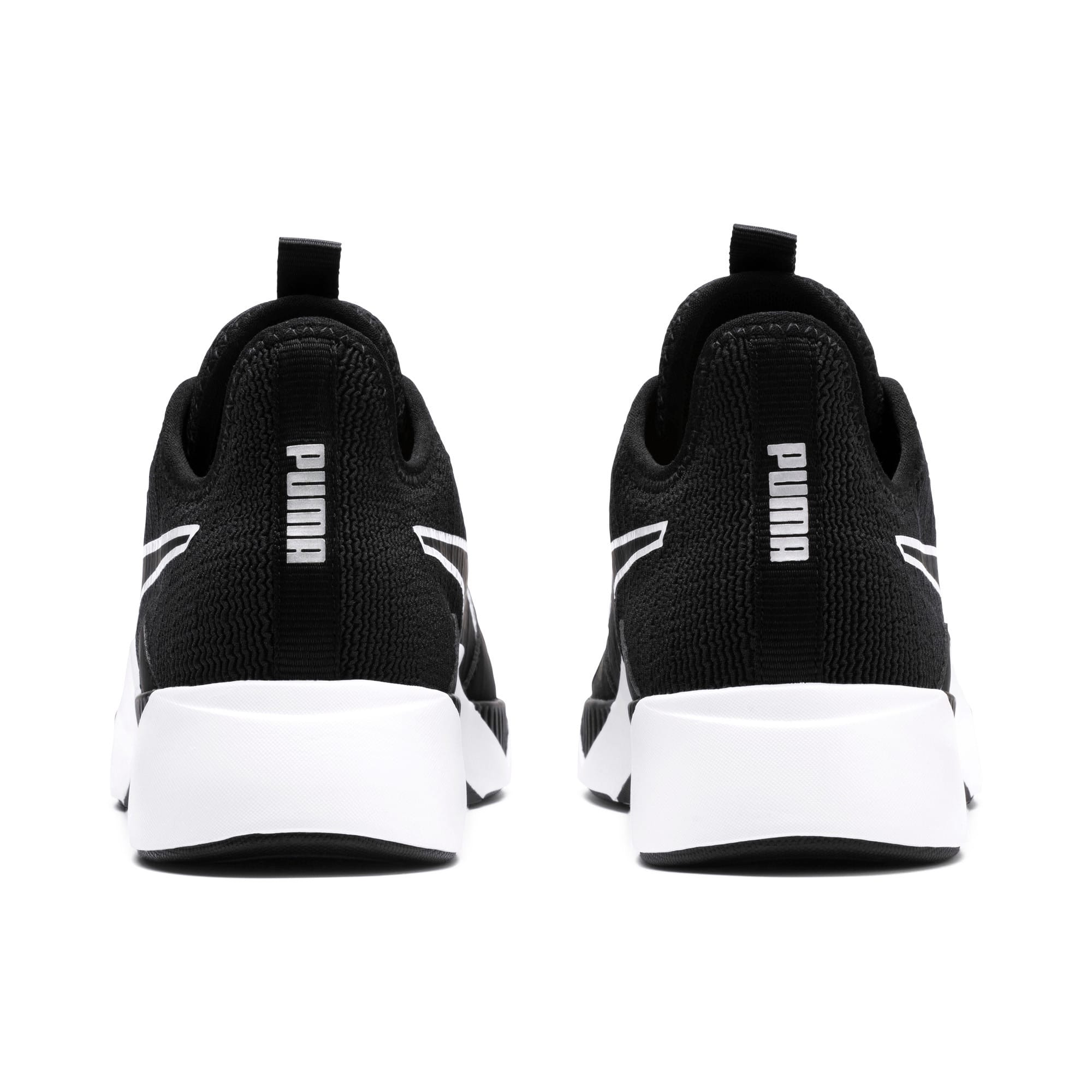 Thumbnail 4 of The Black Incite FS Wave Wn's, Puma Black-Puma White, medium-IND