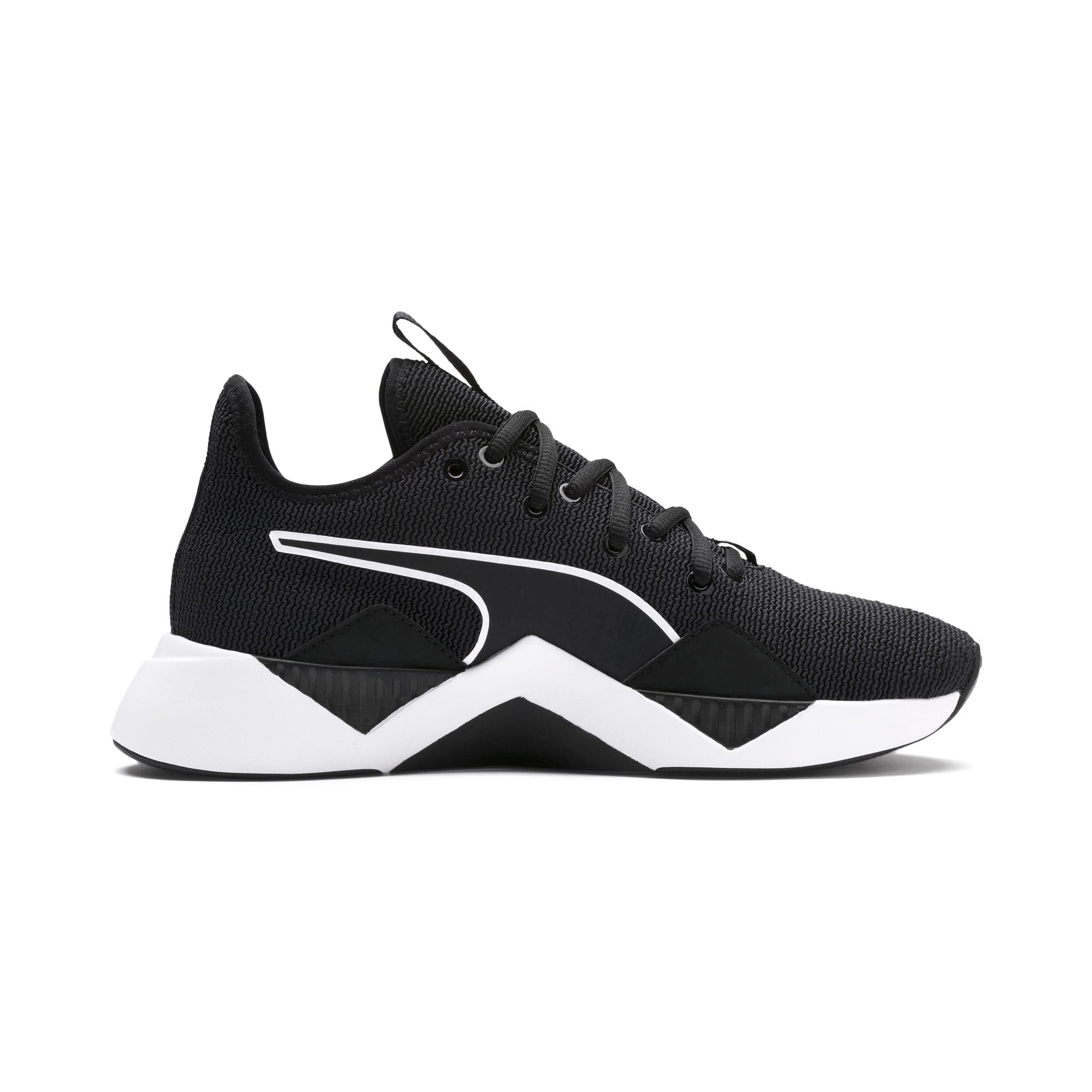 Thumbnail 6 of The Black Incite FS Wave Wn's, Puma Black-Puma White, medium-IND