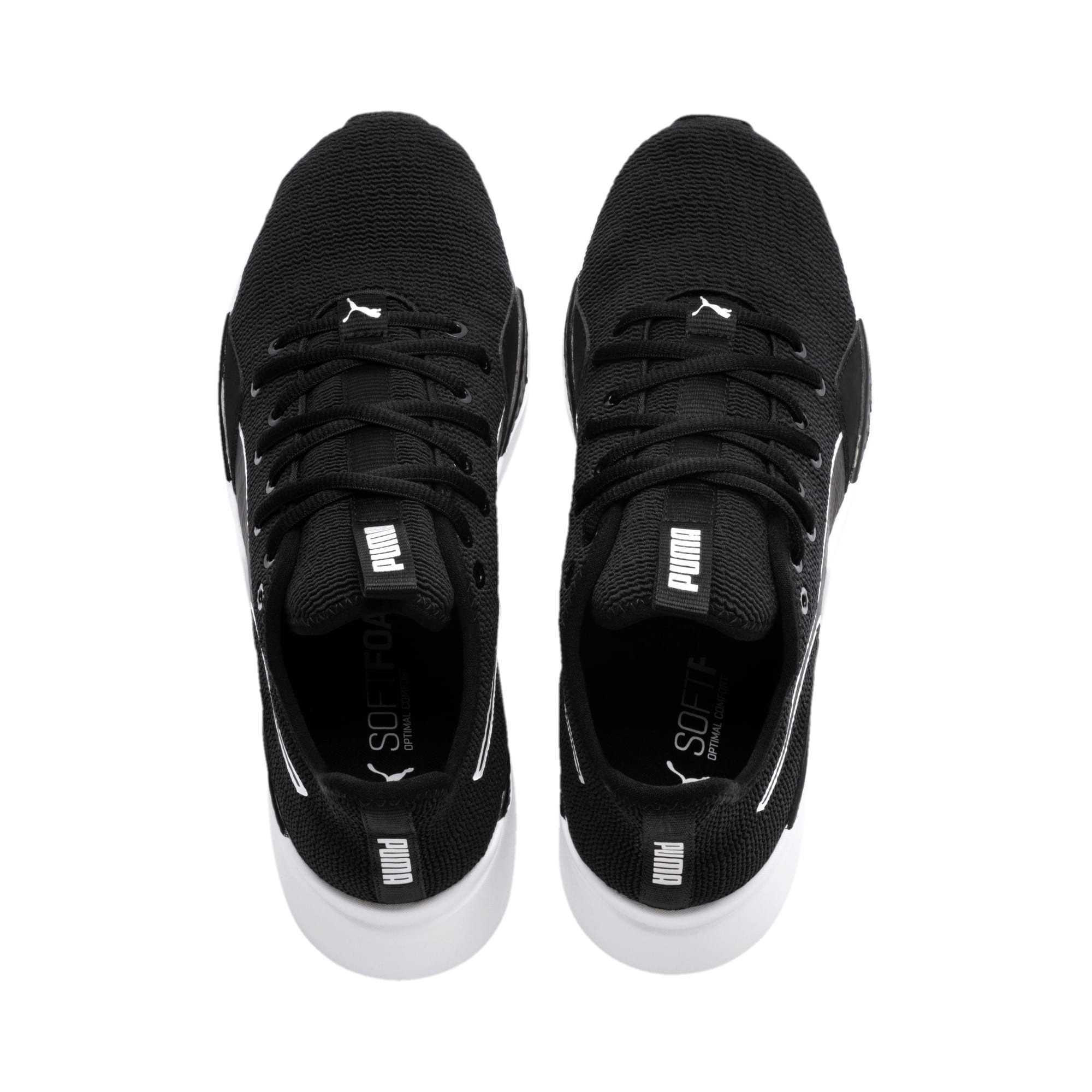 Thumbnail 7 of The Black Incite FS Wave Wn's, Puma Black-Puma White, medium-IND