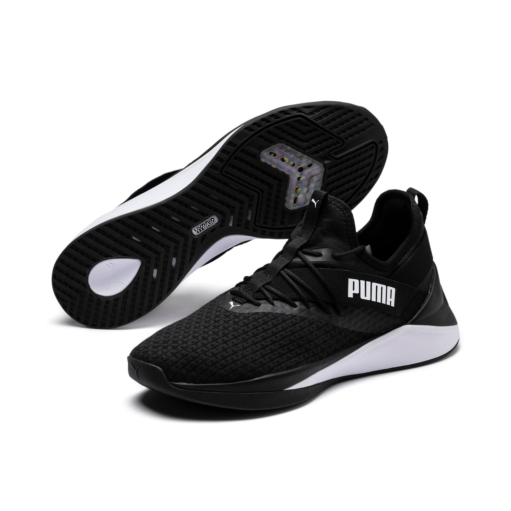 Thumbnail 3 of Jaab XT sneakers voor heren, Puma Black-Puma White, medium