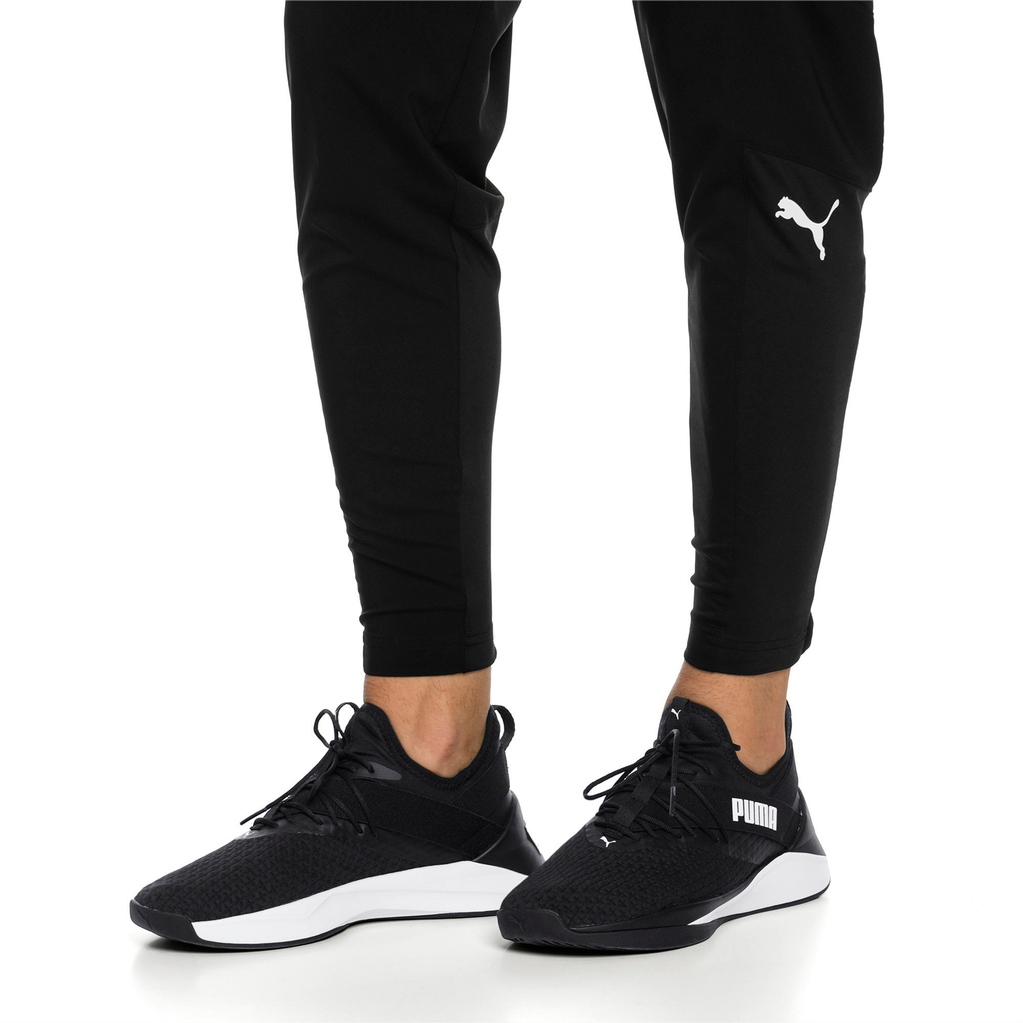 Thumbnail 2 of Jaab XT sneakers voor heren, Puma Black-Puma White, medium
