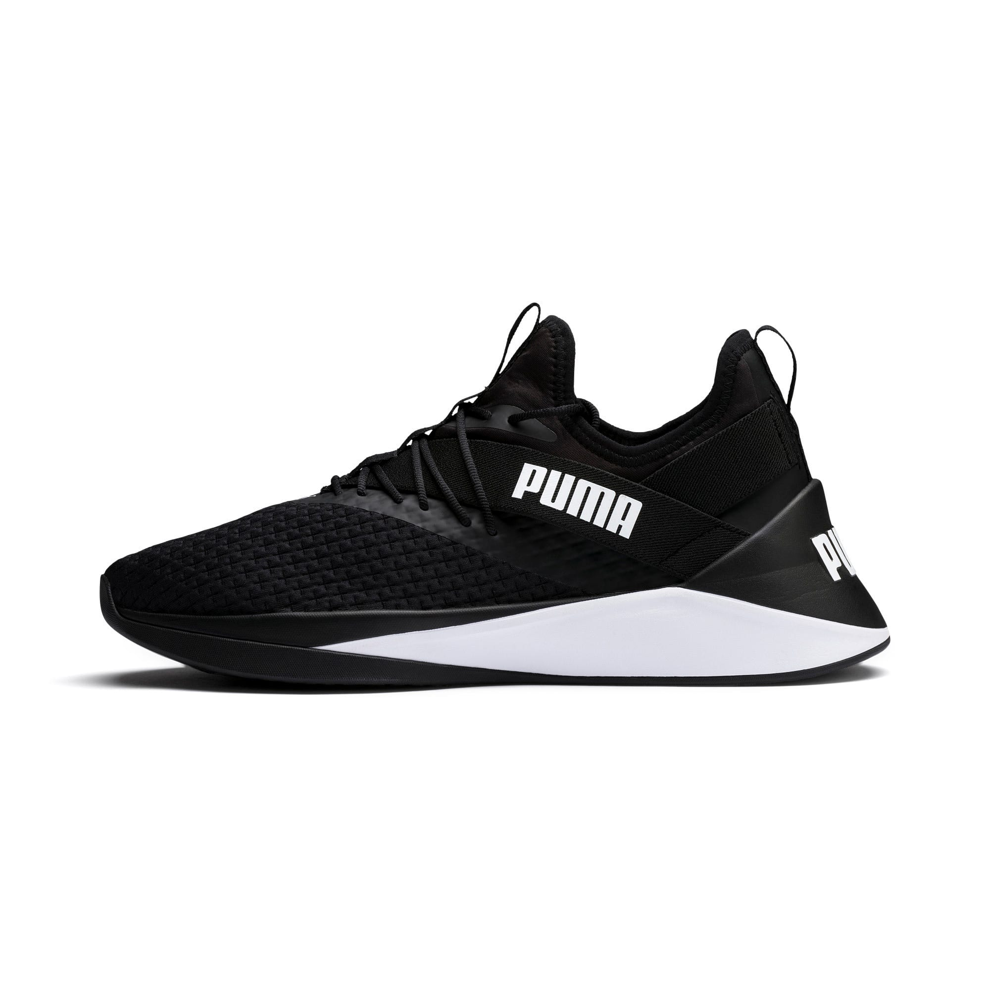Thumbnail 1 of Jaab XT sneakers voor heren, Puma Black-Puma White, medium