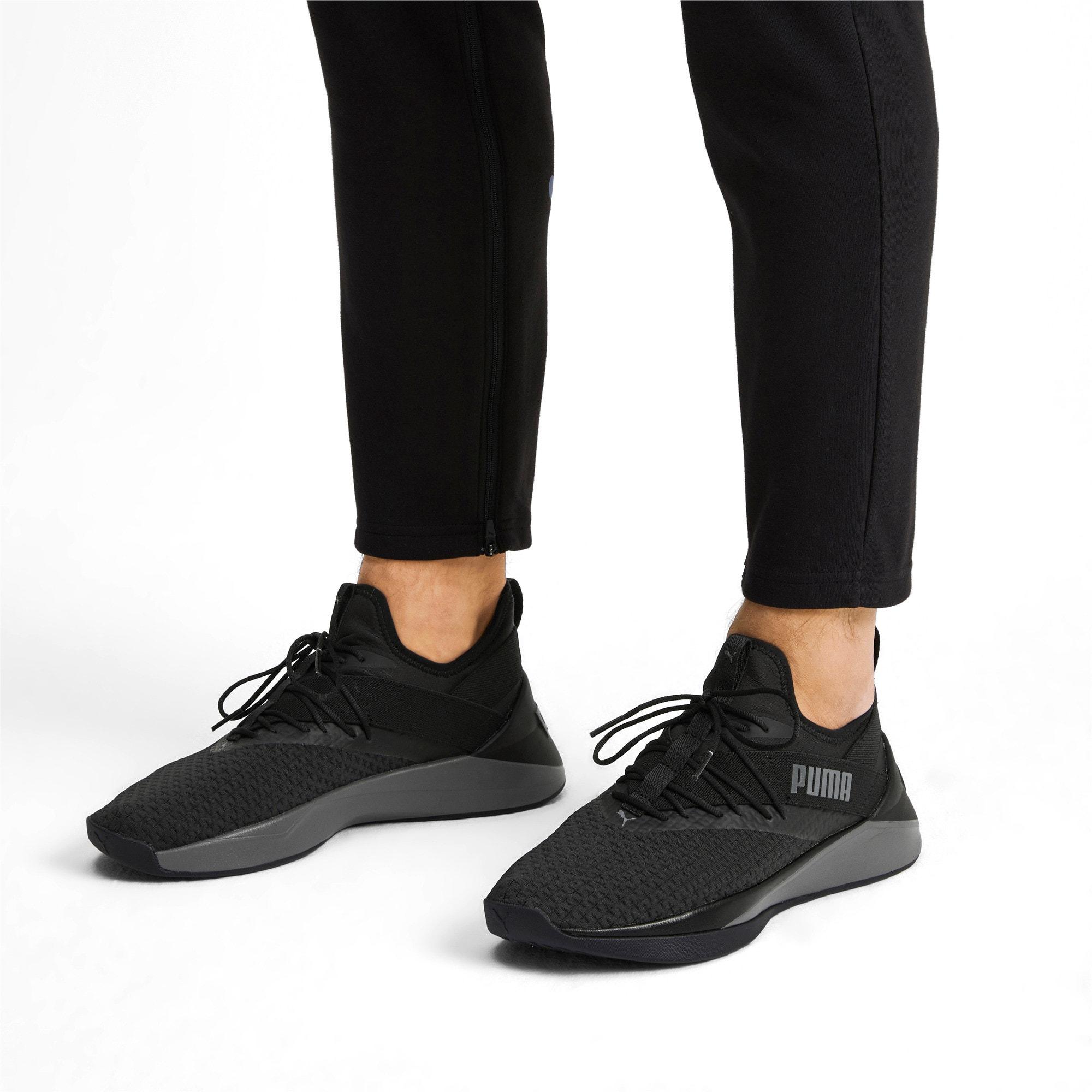 Thumbnail 2 van Jaab XT sneakers voor mannen, Puma Black-CASTLEROCK, medium