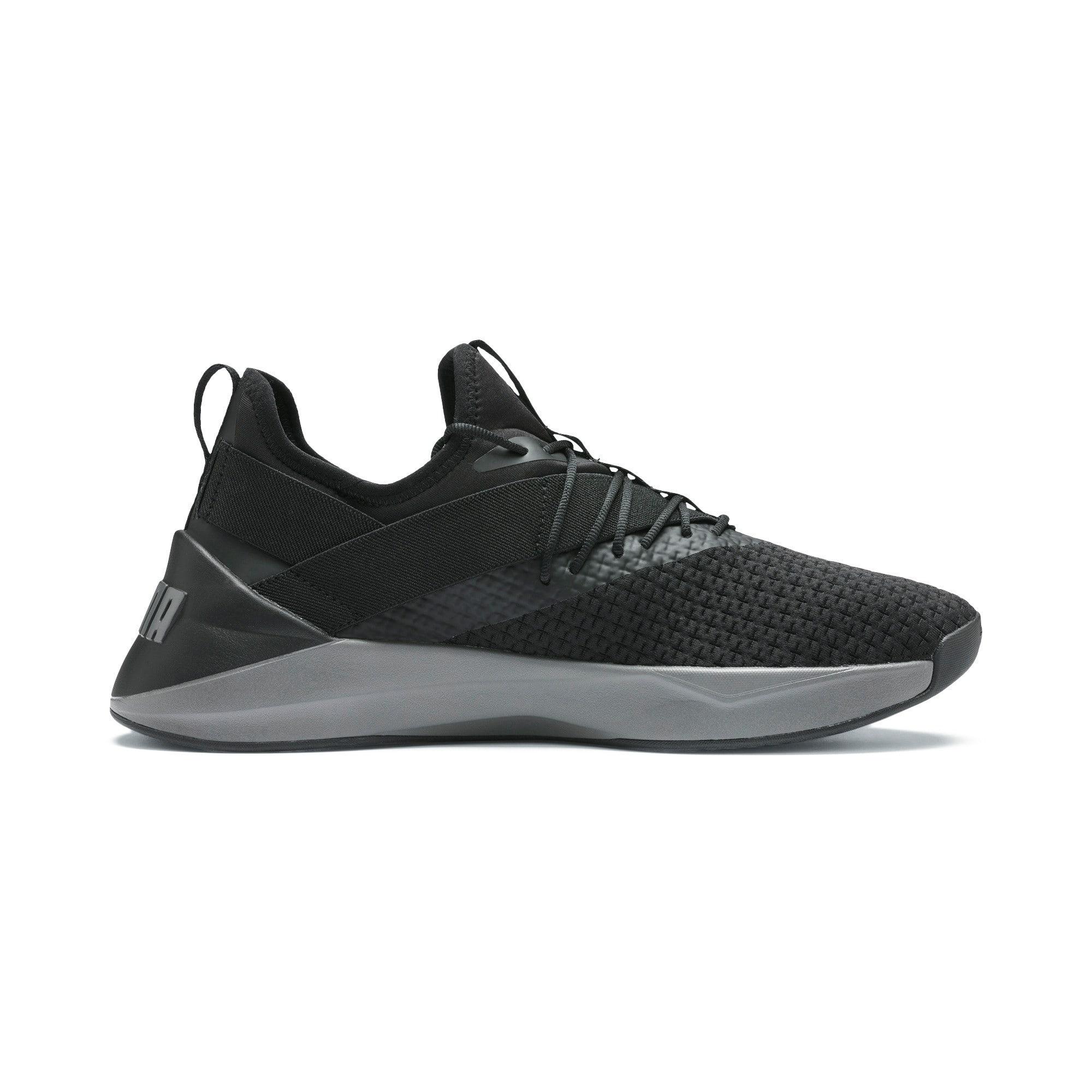 Thumbnail 7 van Jaab XT sneakers voor mannen, Puma Black-CASTLEROCK, medium