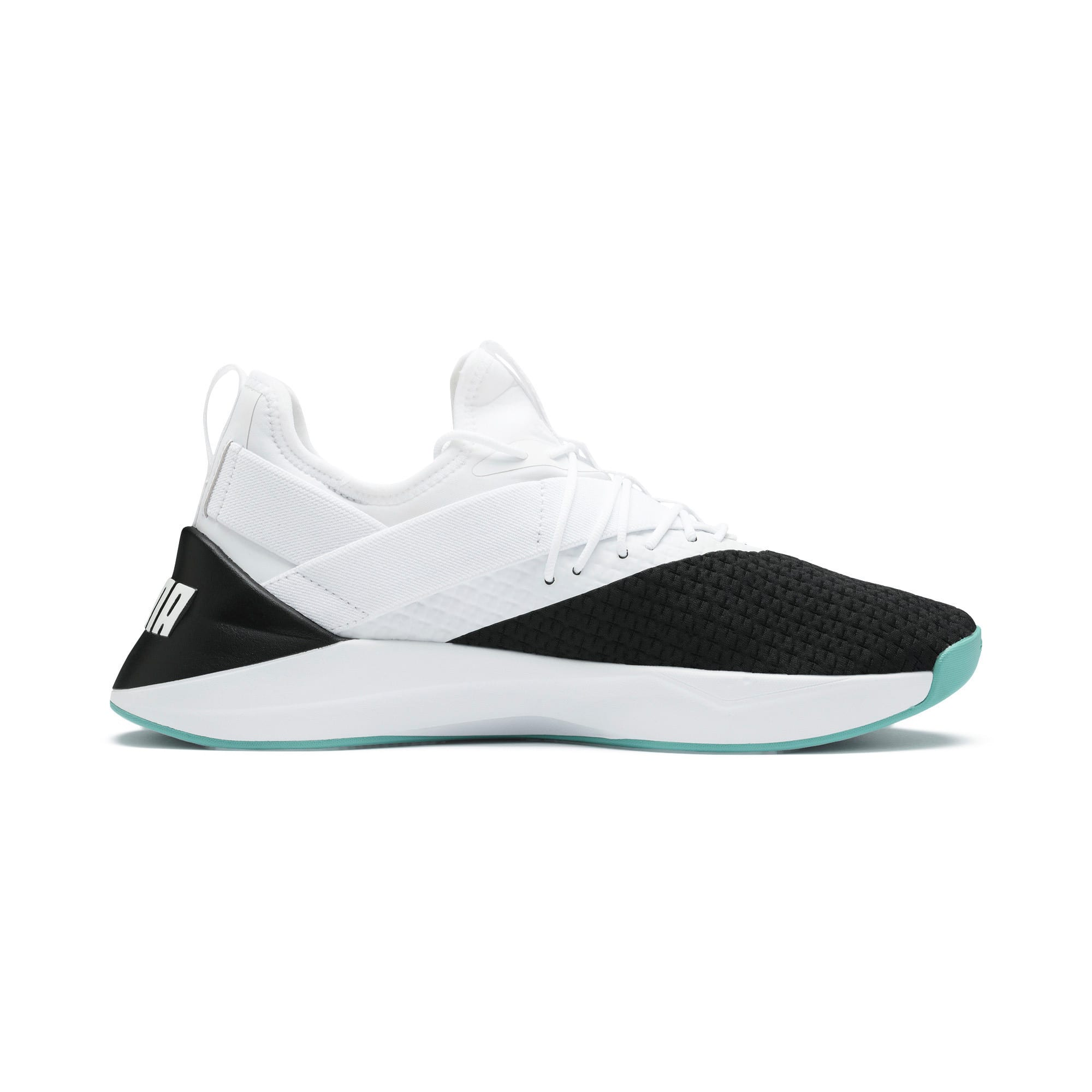 Jaab XT sneakers voor mannen, Puma White-Puma Black -1, large