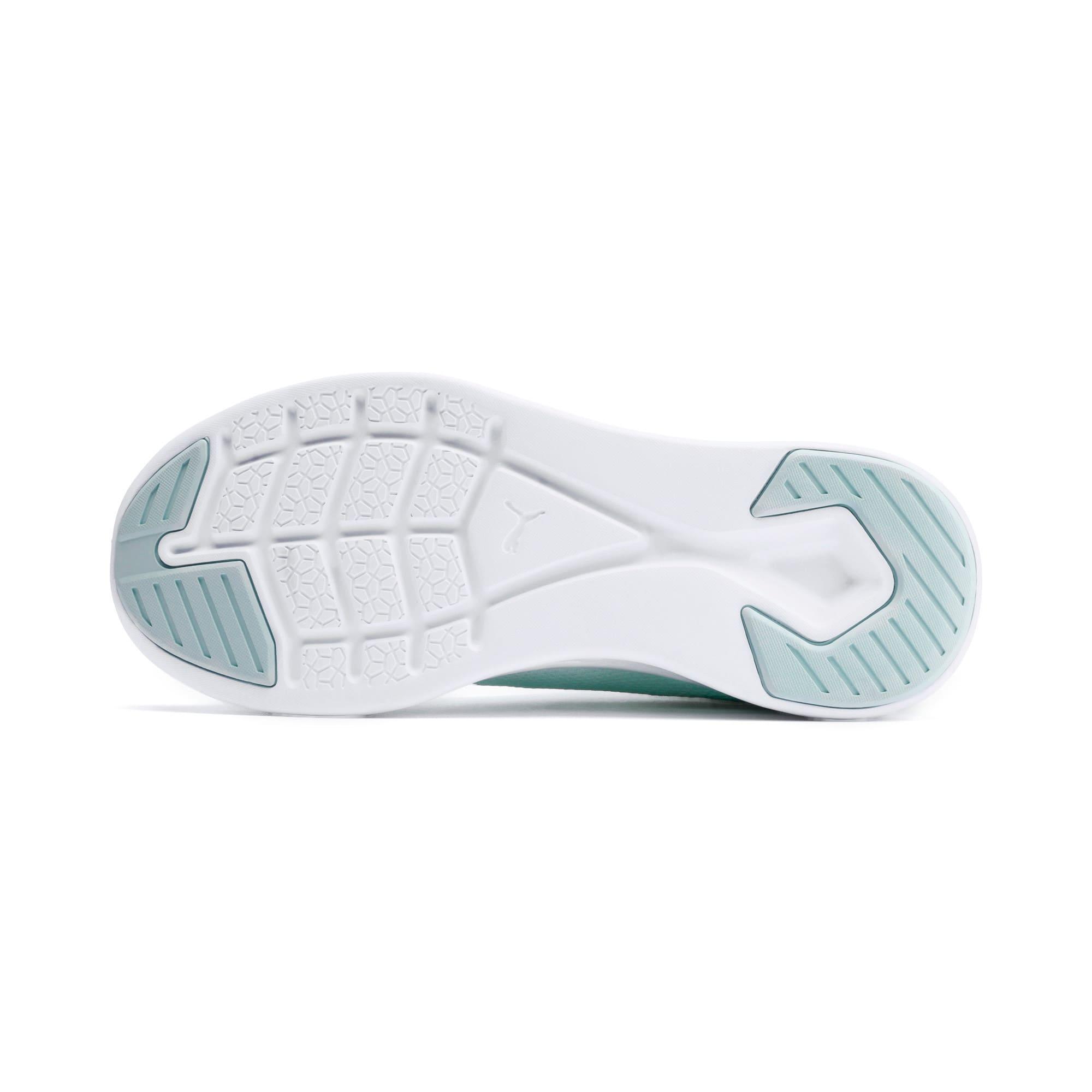 Thumbnail 4 of IGNITE Flash evoKNIT Women's Running Shoes, Fair Aqua-Blazing Yellow, medium-IND