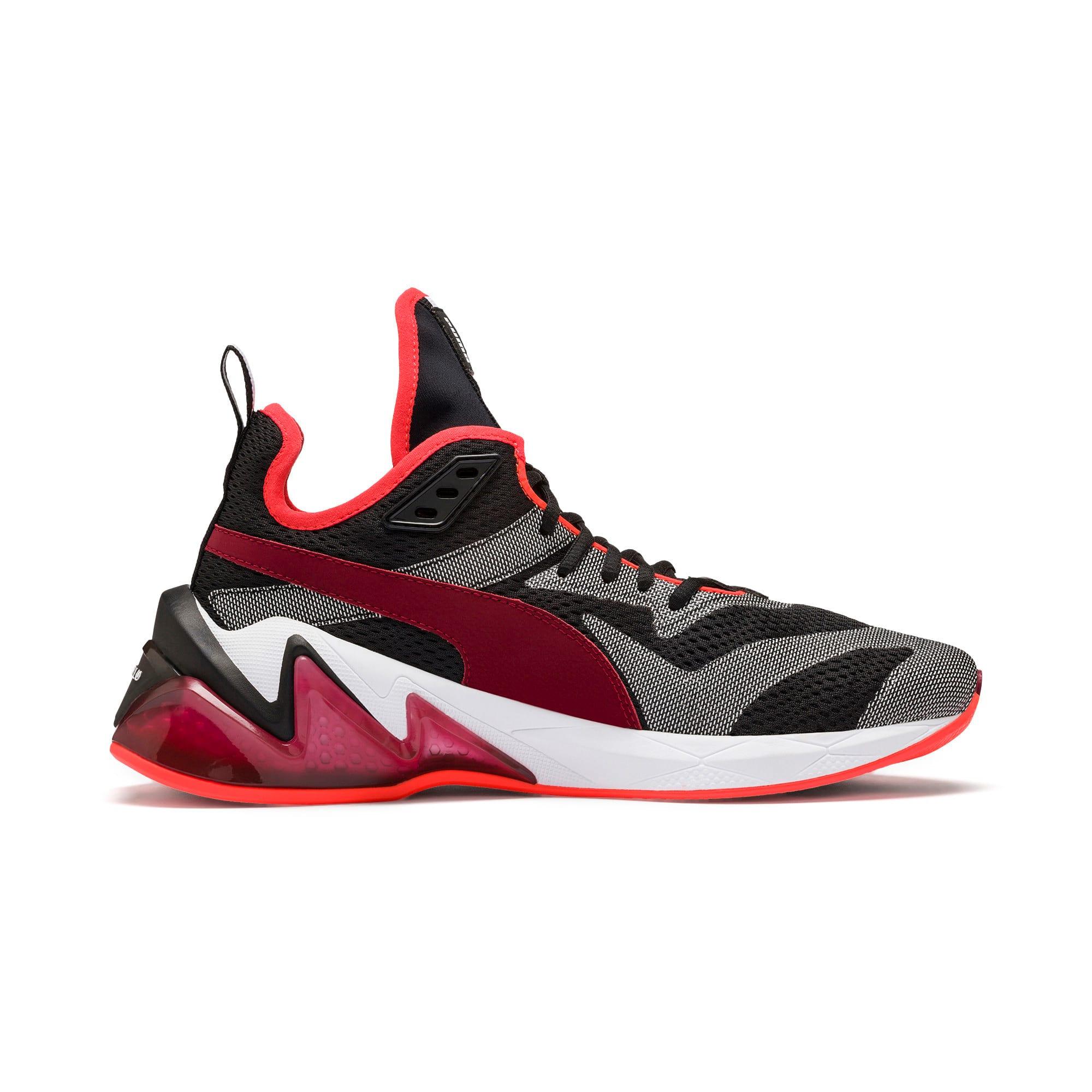 Thumbnail 6 of LQDCELL Origin Tech Men's Shoes, Puma Black-Rhubarb, medium