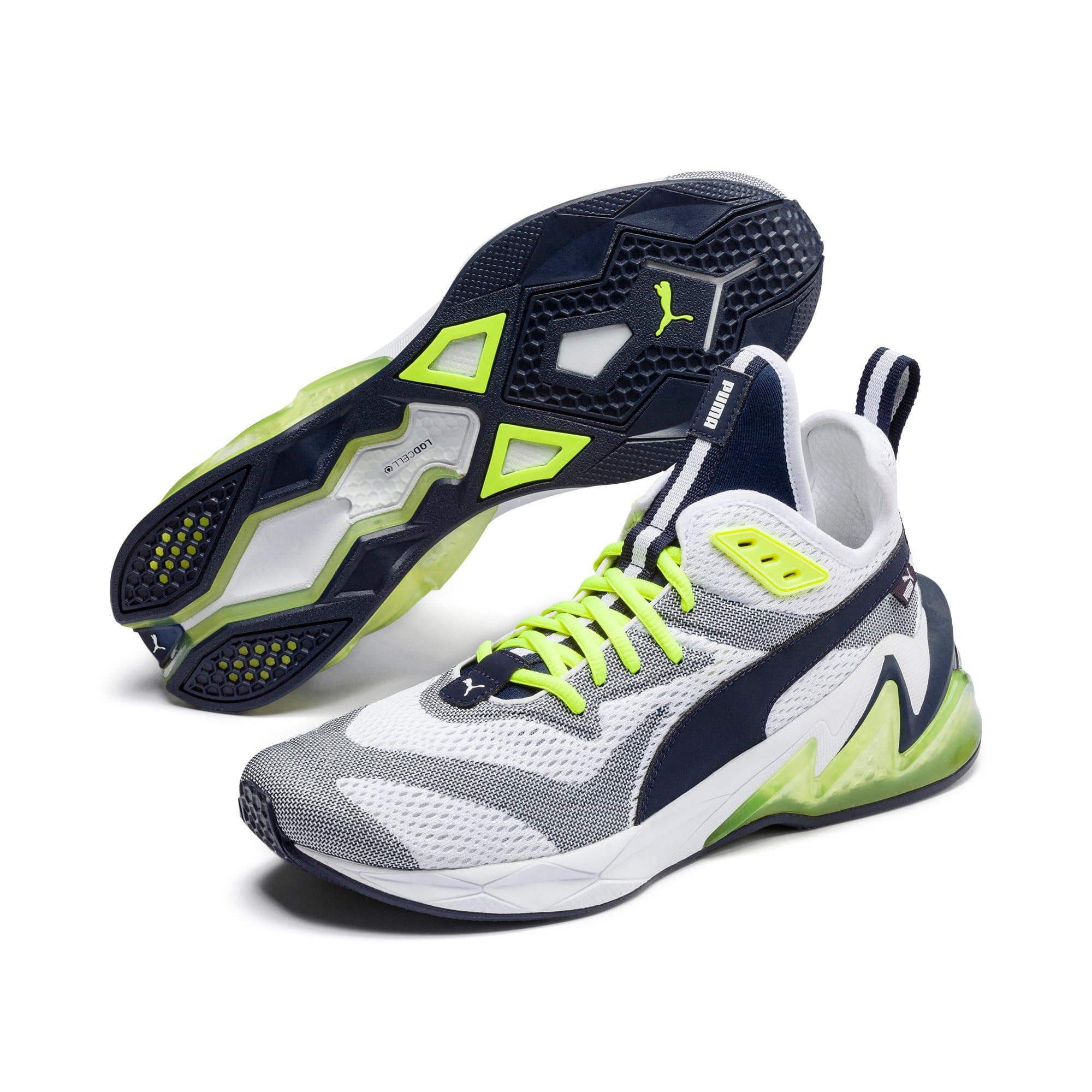 Thumbnail 3 of LQDCELL Origin Tech Men's Shoes, Puma White-Peacoat, medium