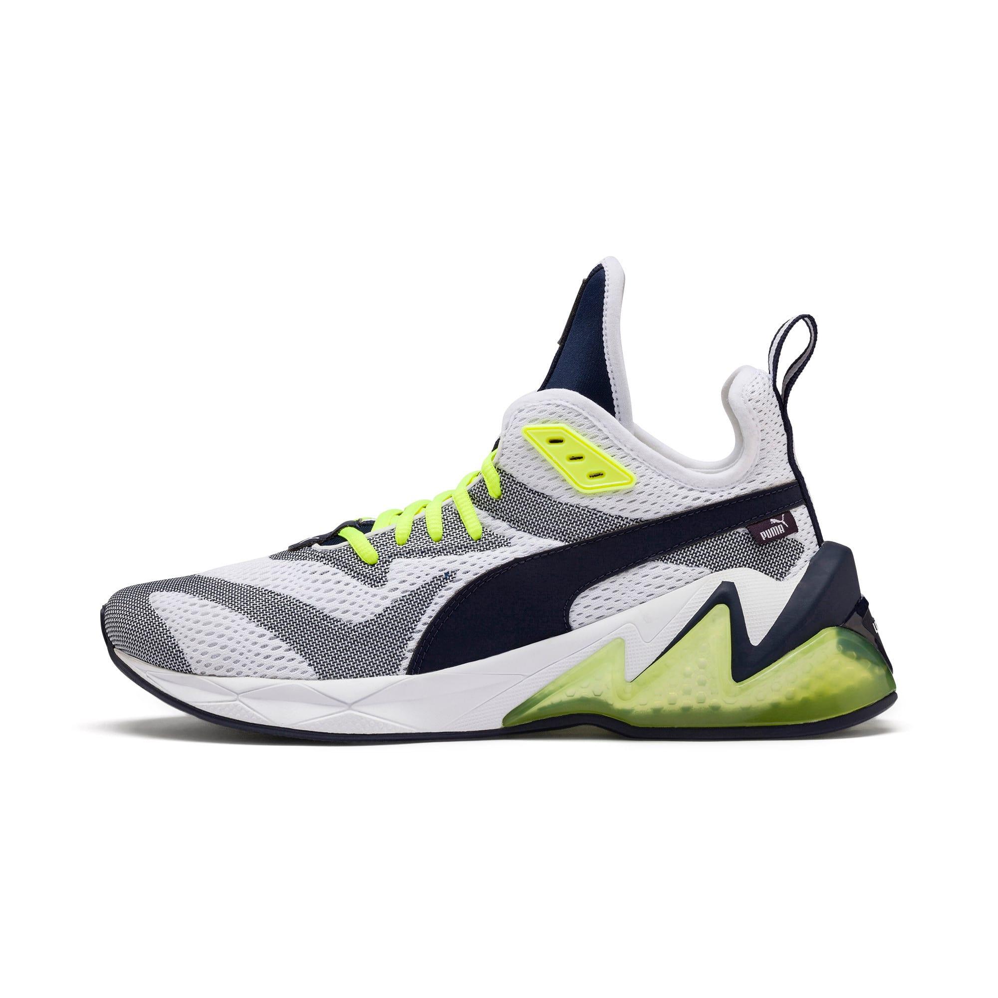 Thumbnail 1 of LQDCELL Origin Tech Men's Shoes, Puma White-Peacoat, medium