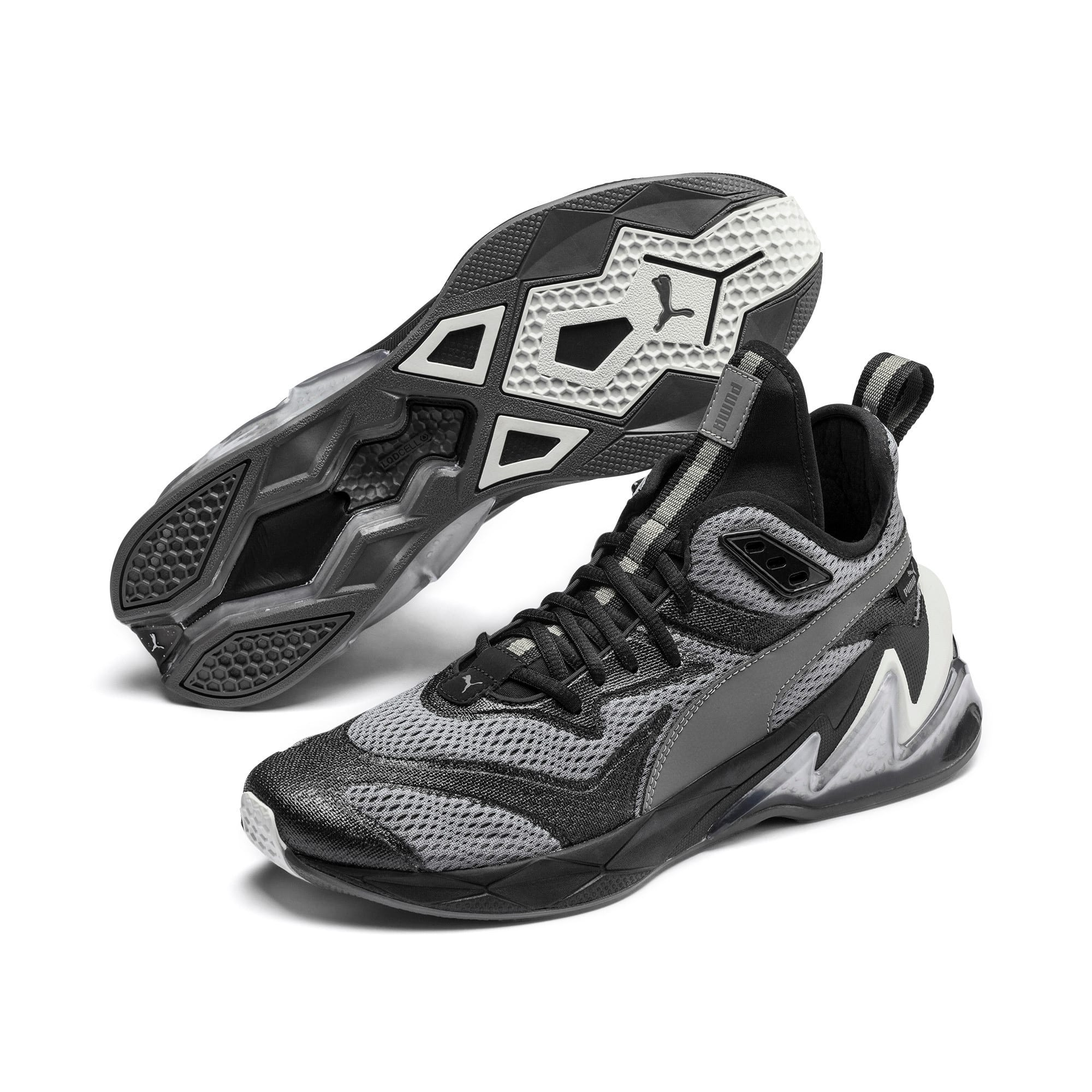 Thumbnail 3 of LQDCELL Origin Tech Herren Trainingsschuhe, Puma Black-CASTLEROCK, medium