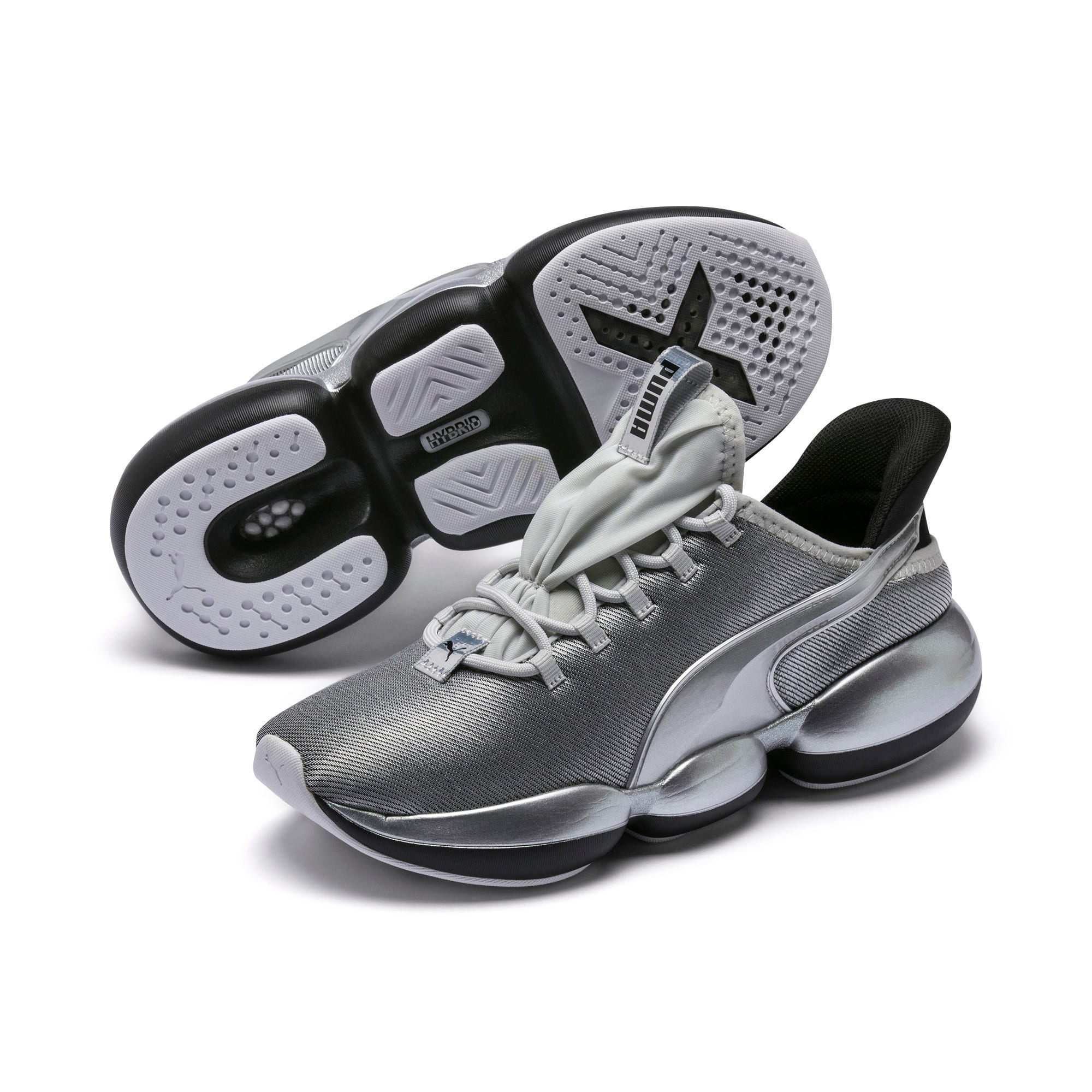 Thumbnail 2 of Mode XT Lust Women's Training Shoes, Glacier Gray-Puma Black, medium