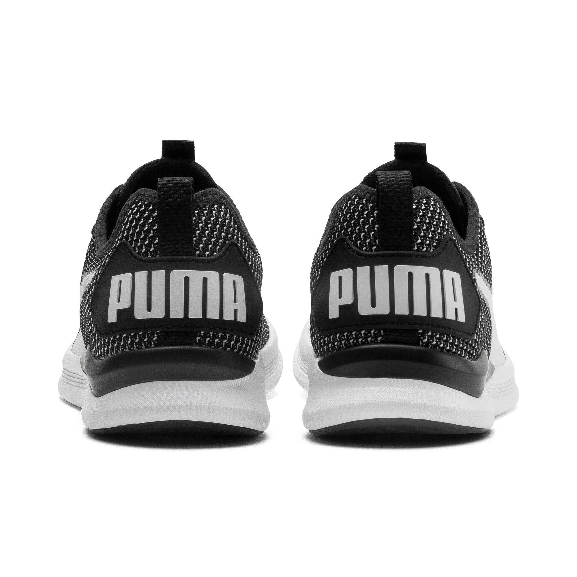 Thumbnail 3 of IGNITE Flash FS Men's Running Shoes, Puma Black-Puma White, medium