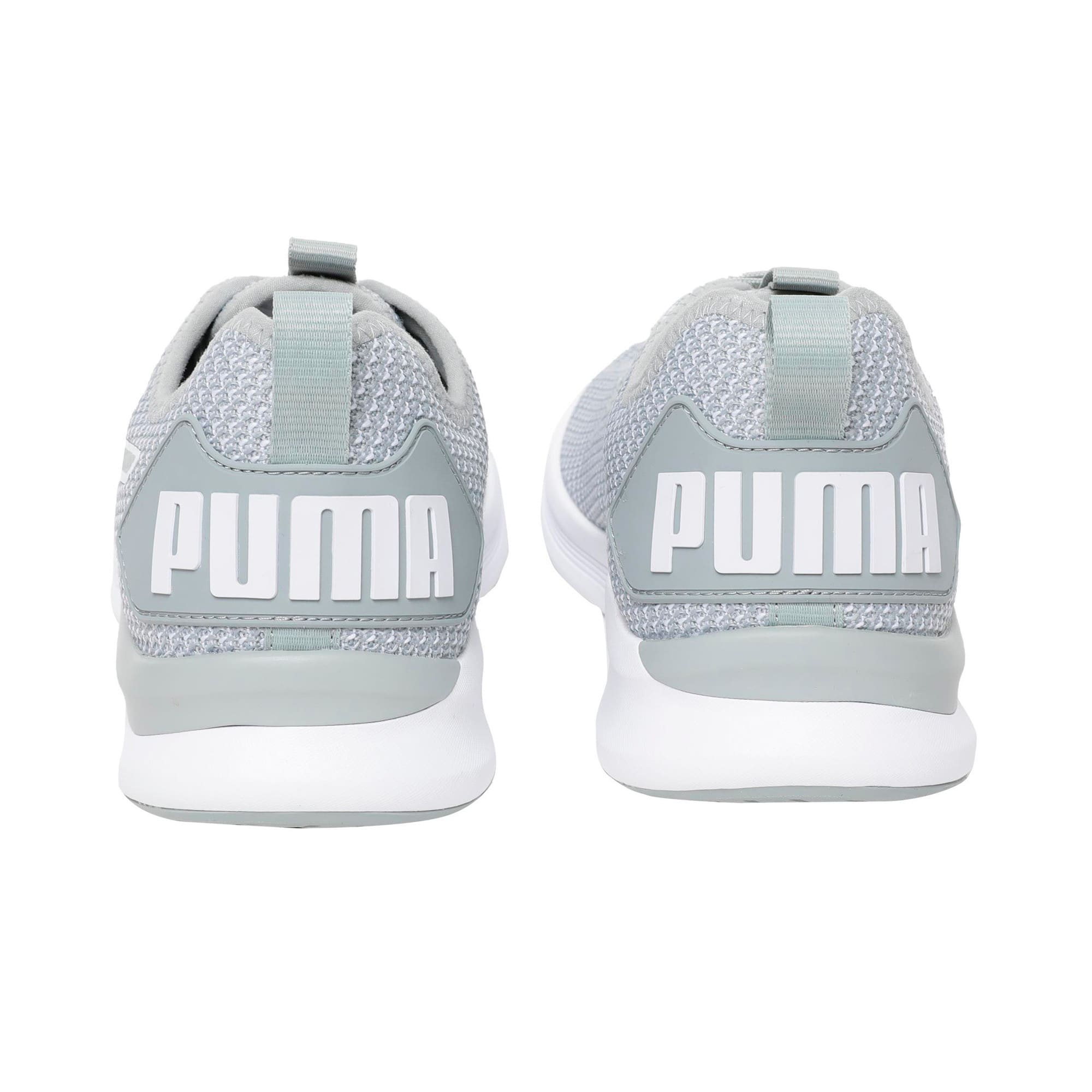 Thumbnail 3 of IGNITE Flash FS Men's Running Shoes, Quarry-Puma White, medium-IND