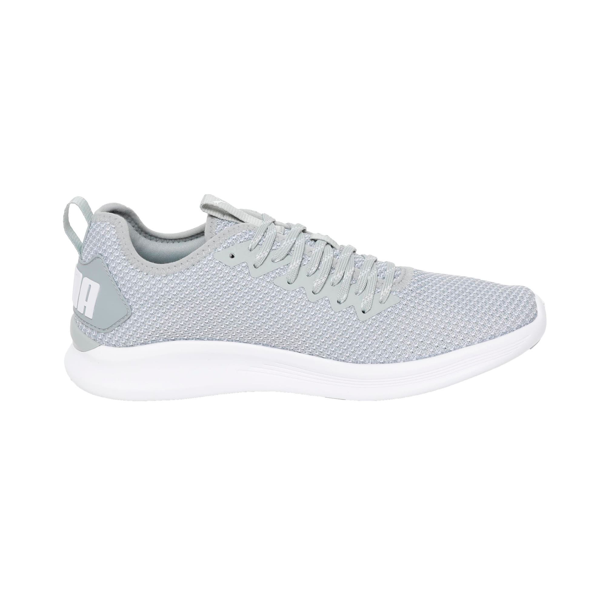 Thumbnail 5 of IGNITE Flash FS Men's Running Shoes, Quarry-Puma White, medium-IND