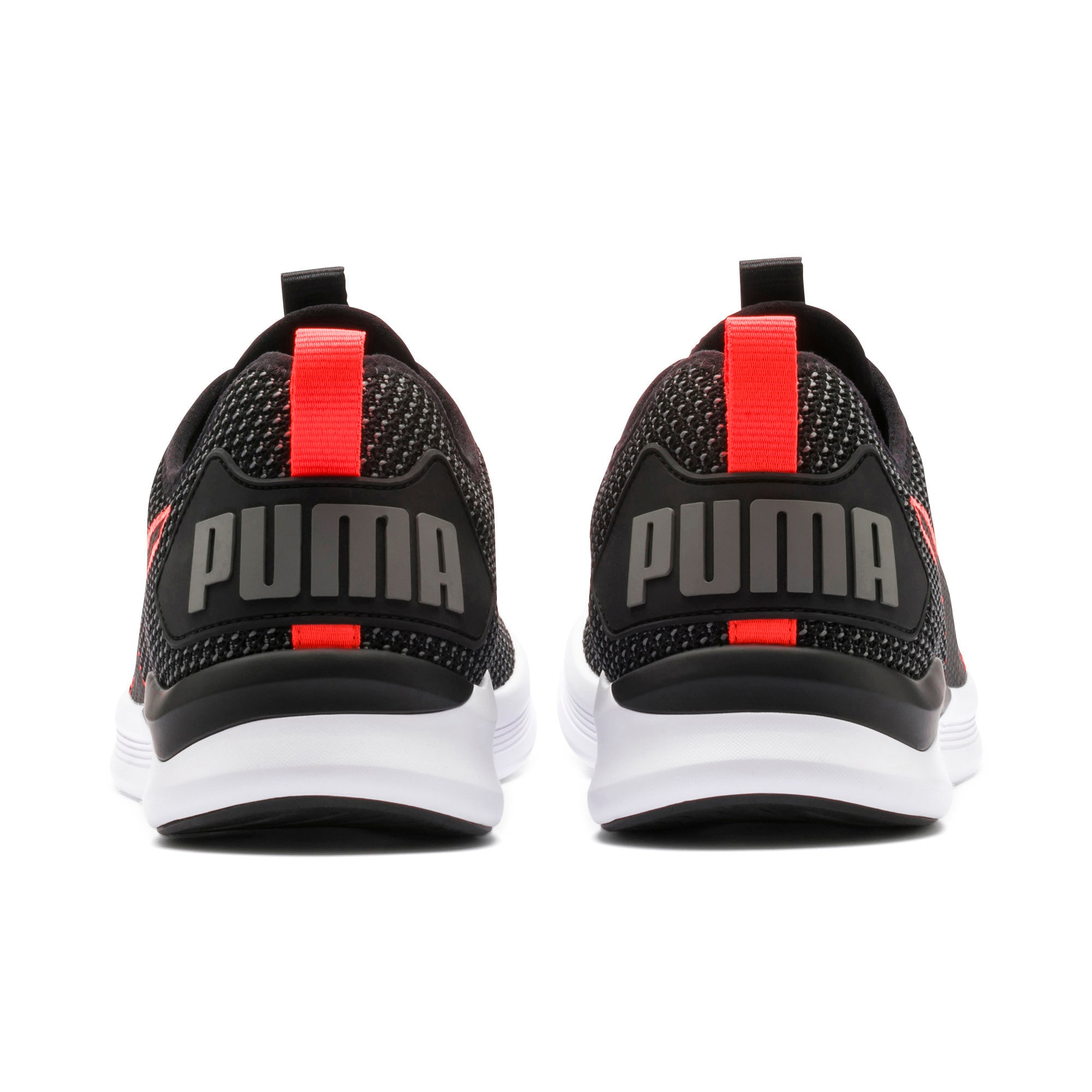 Thumbnail 5 of IGNITE Flash FS Men's Running Shoes, Puma Black-Nrgy Red, medium-IND