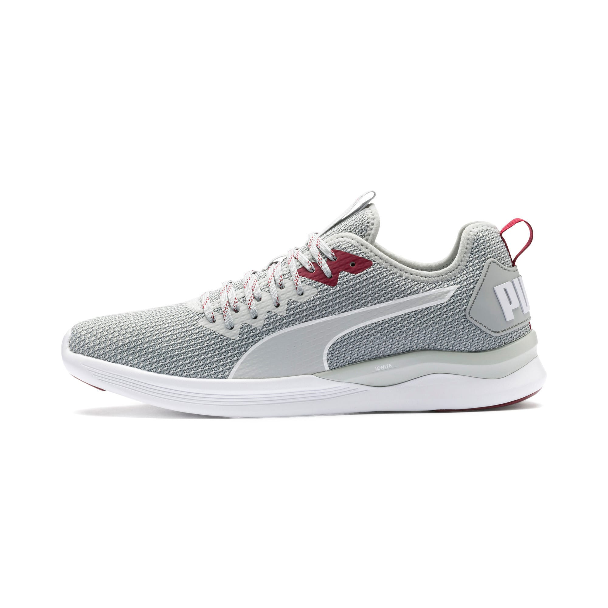 Thumbnail 1 of Scarpe Running IGNITE Flash FS uomo, High Rise-Glacier Gray-White, medium