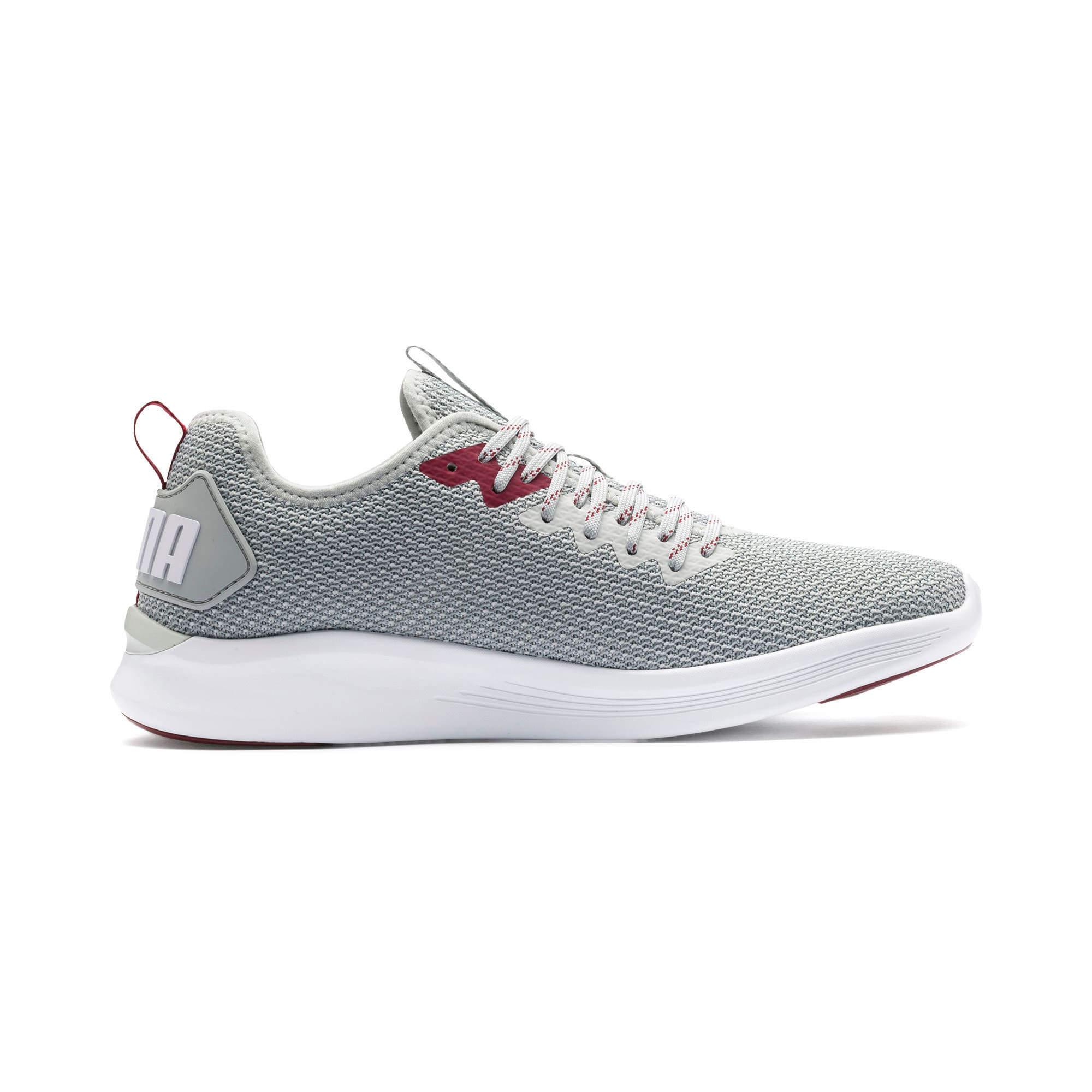 Thumbnail 6 van IGNITE Flash FS hardloopschoenen voor mannen, High Rise-Glacier Gray-wit, medium
