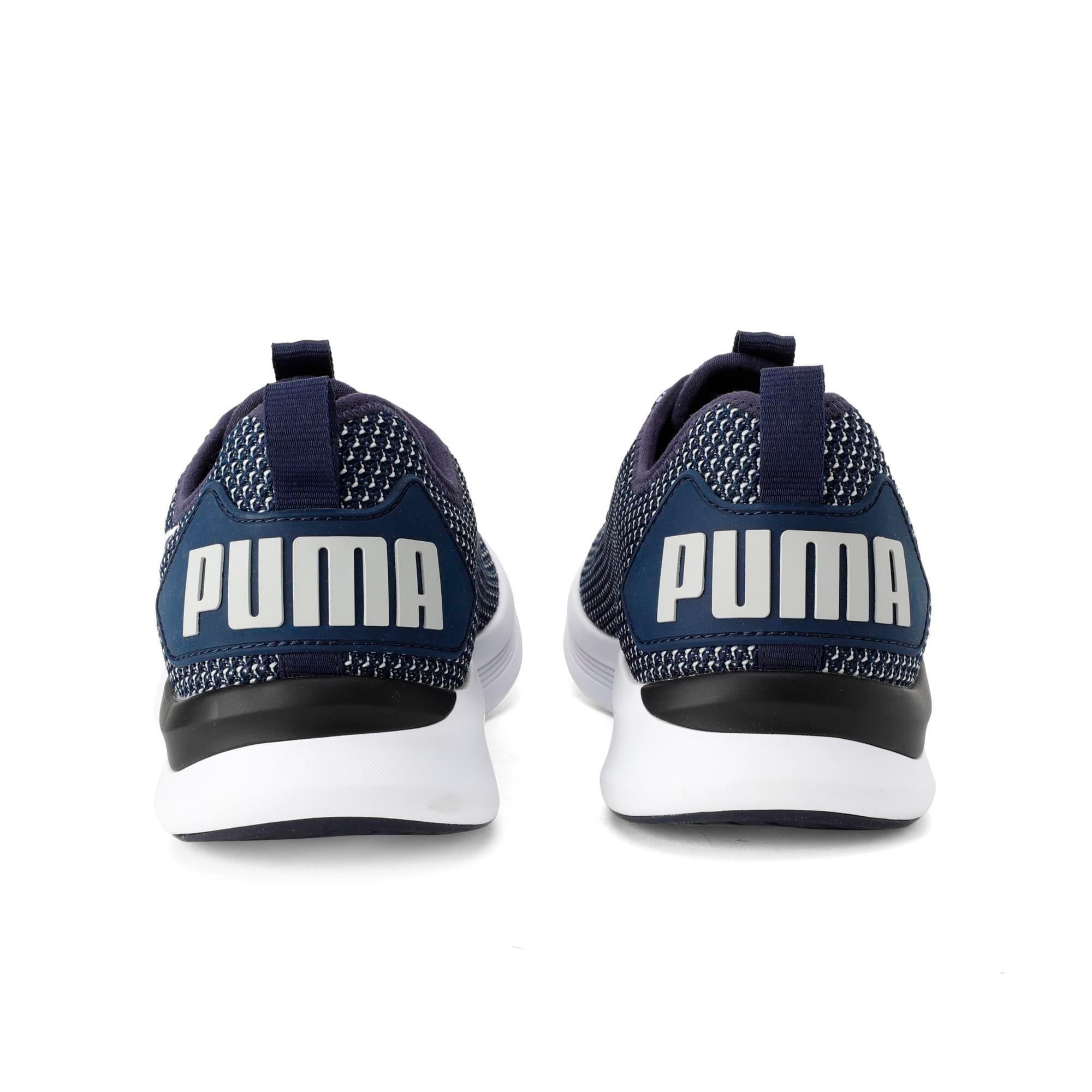 Thumbnail 3 of IGNITE Flash FS Men's Running Shoes, Peacoat-Glacier Gray-White, medium-IND