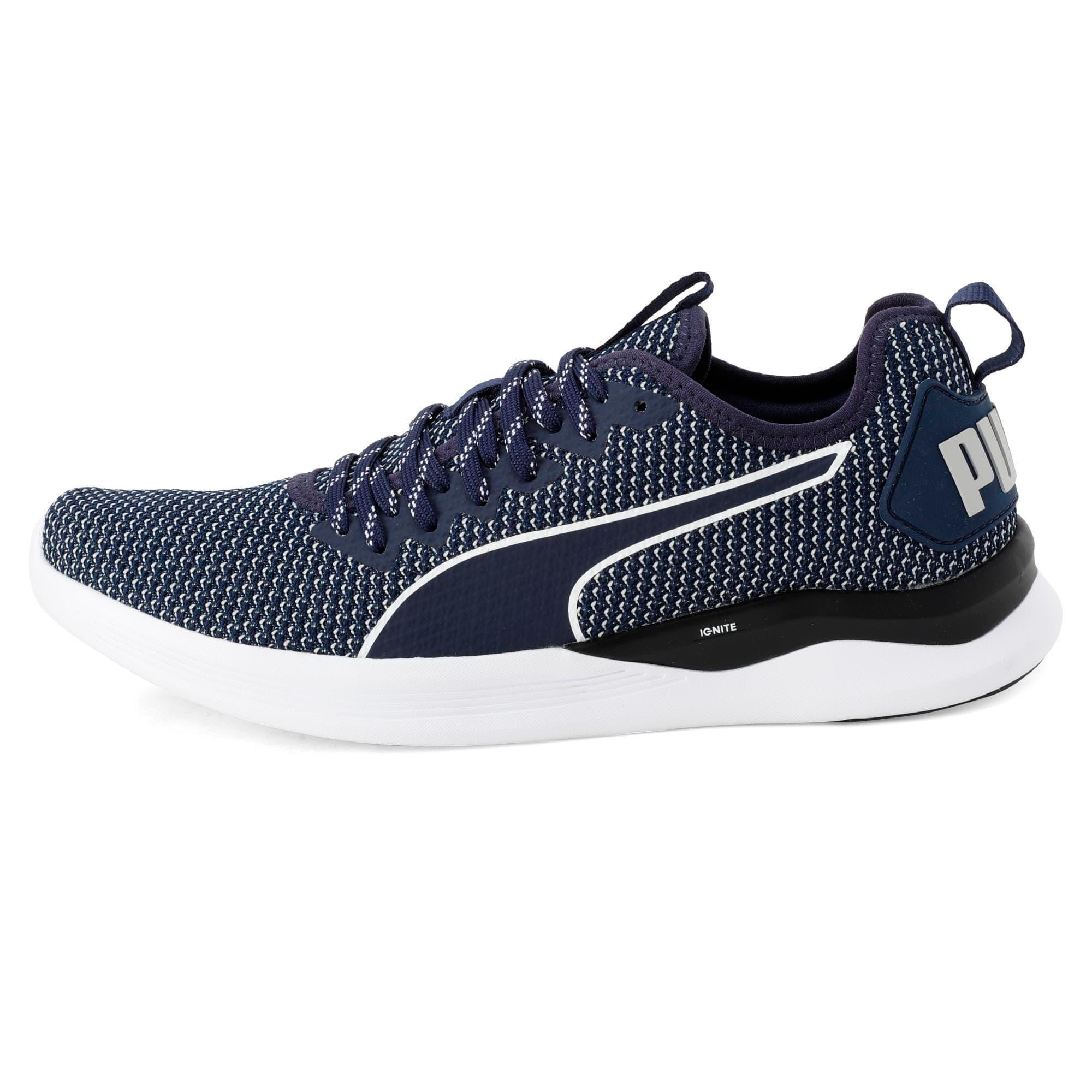 Thumbnail 1 of IGNITE Flash FS Men's Running Shoes, Peacoat-Glacier Gray-White, medium-IND