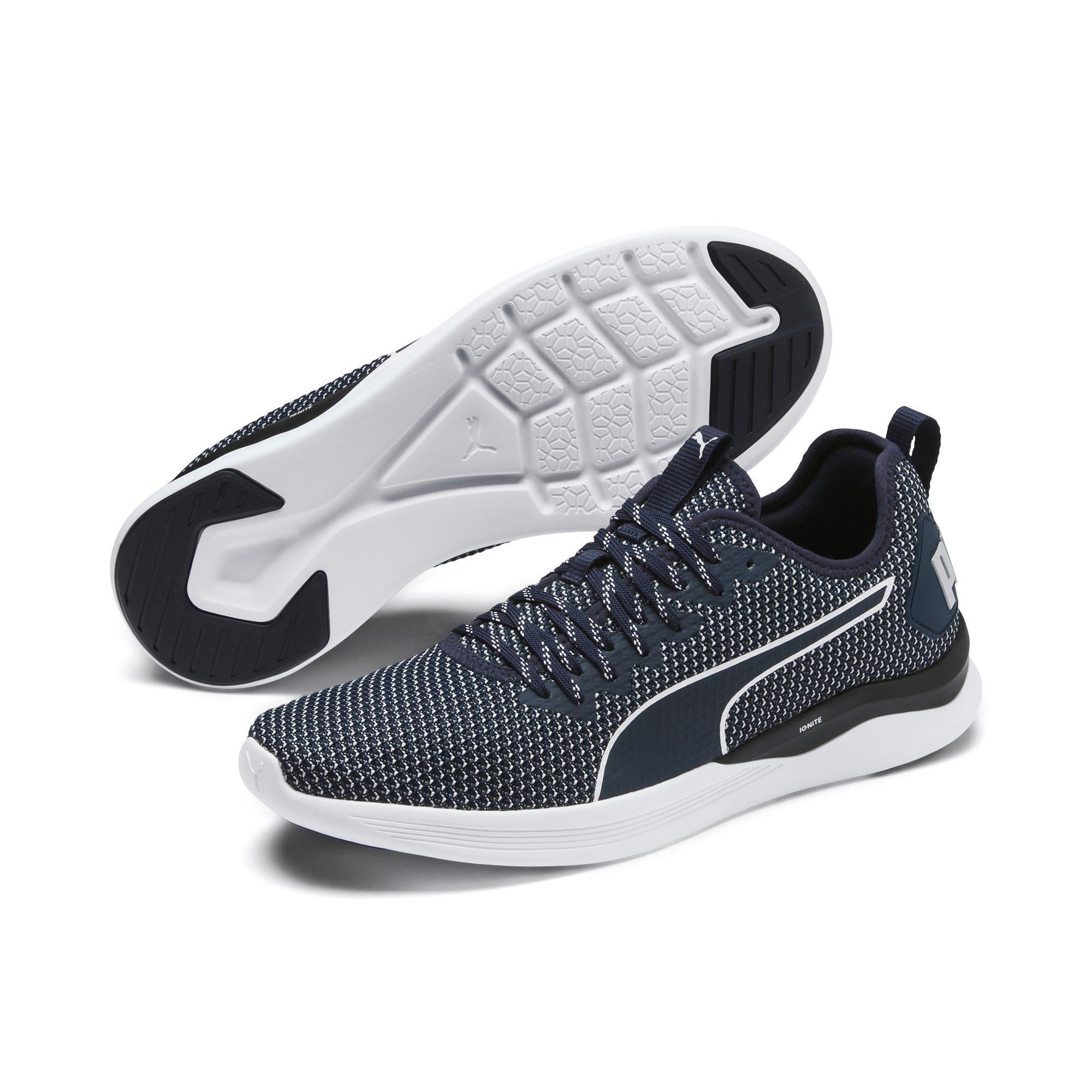Thumbnail 5 of IGNITE Flash FS Men's Running Shoes, Peacoat-Glacier Gray-White, medium-IND