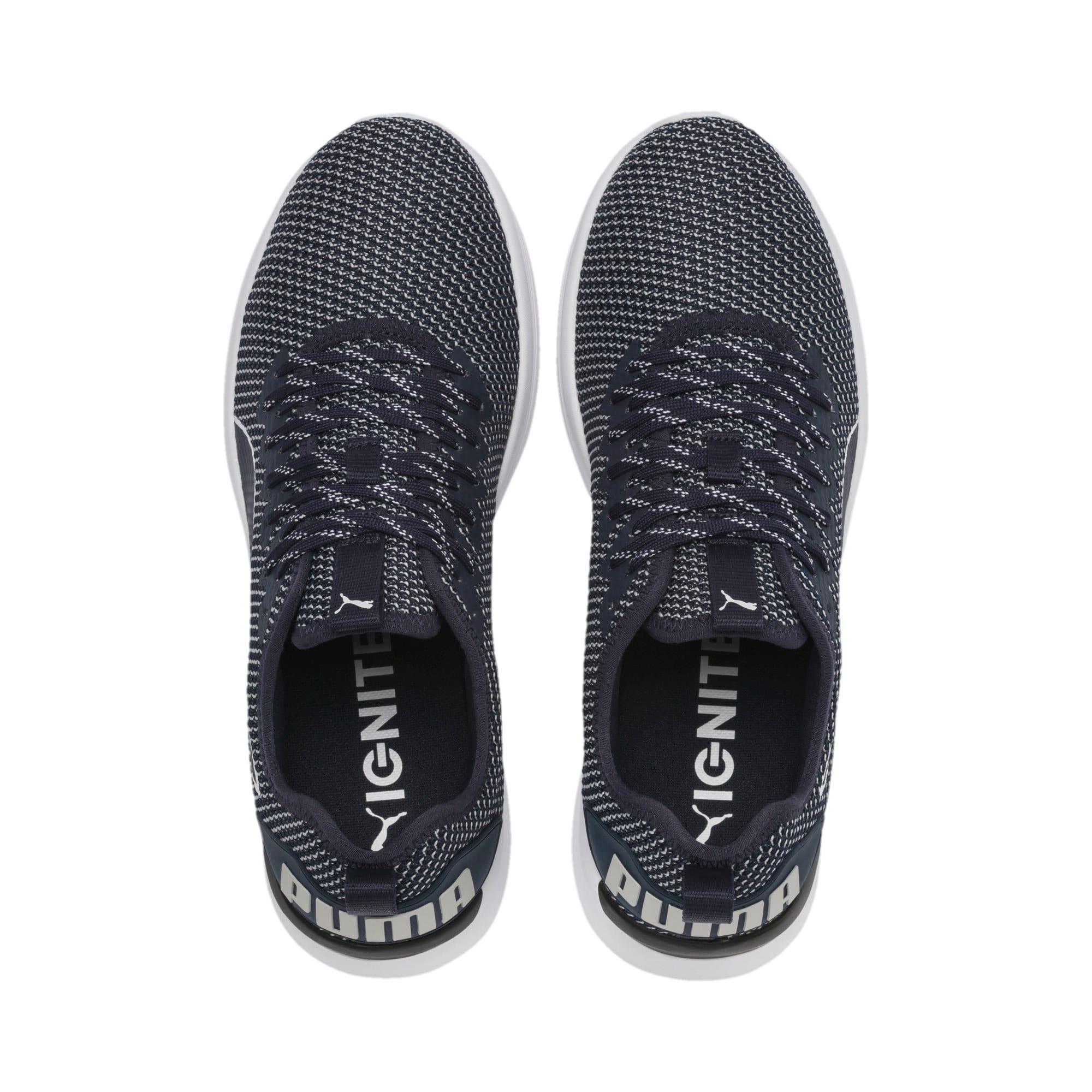 Thumbnail 7 of IGNITE Flash Men's Training Shoes, Peacoat-Glacier Gray-White, medium