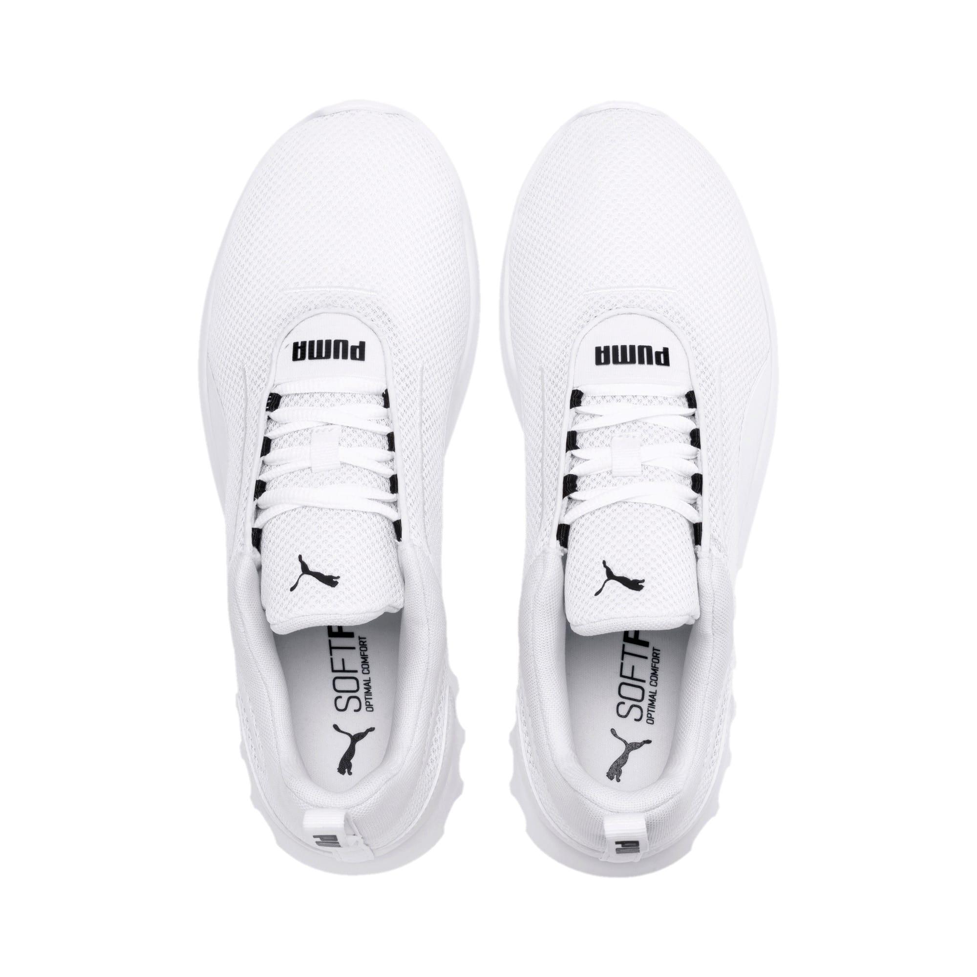 Thumbnail 6 van Carson 2 Concave sportschoenen voor mannen, Puma White-Quarry-Puma Black, medium