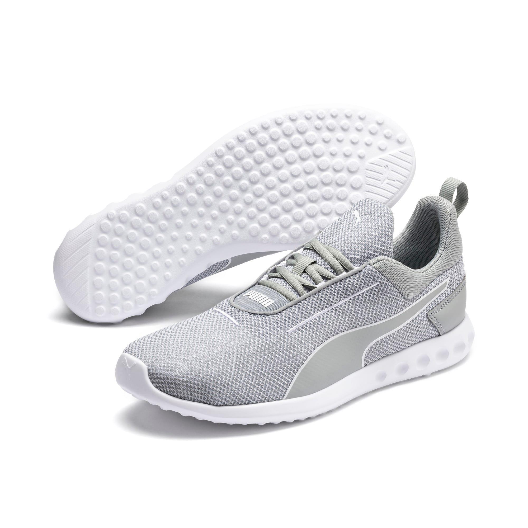 Thumbnail 2 of Carson 2 Concave Herren Sneaker, Quarry-Puma White, medium