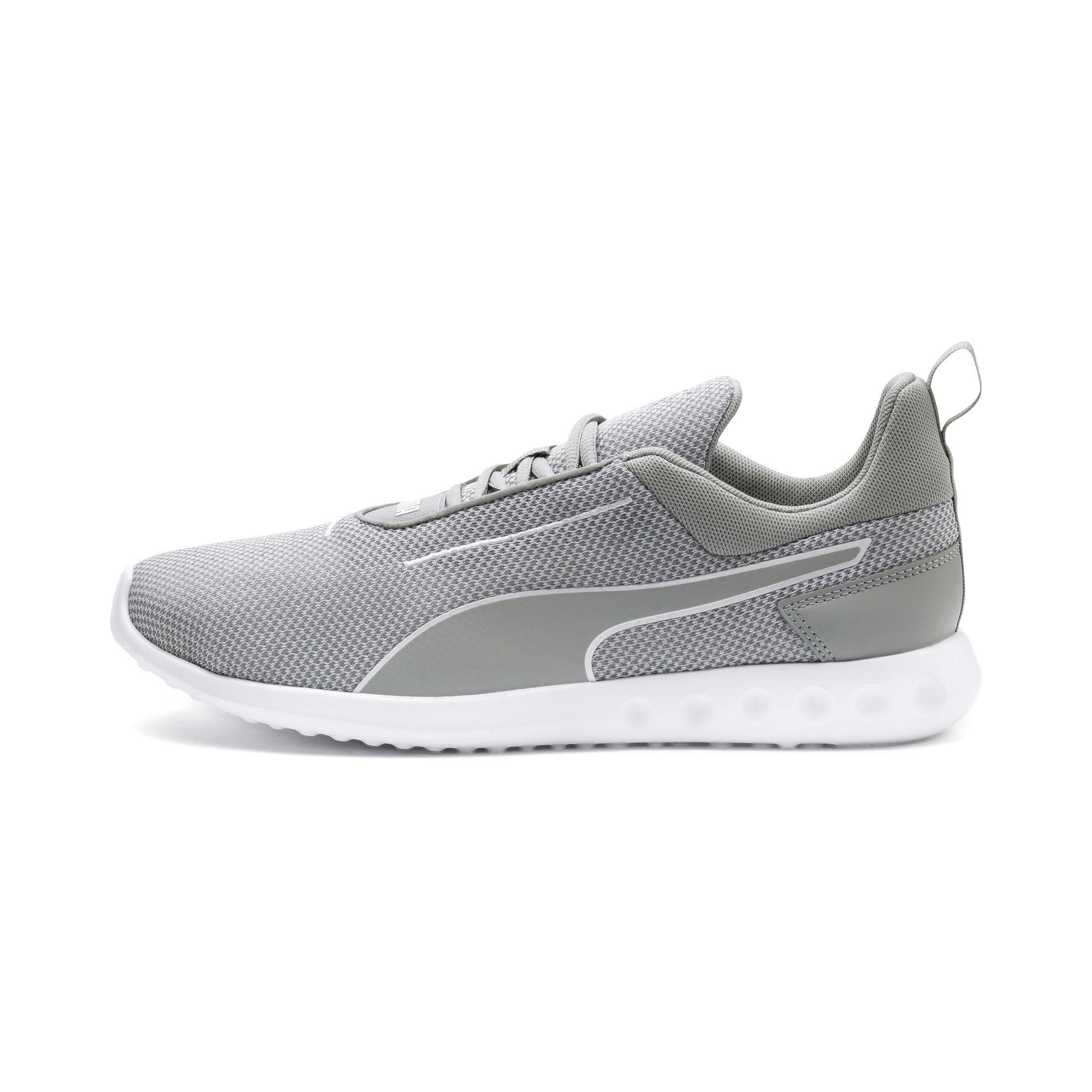 Thumbnail 1 of Carson 2 Concave Herren Sneaker, Quarry-Puma White, medium